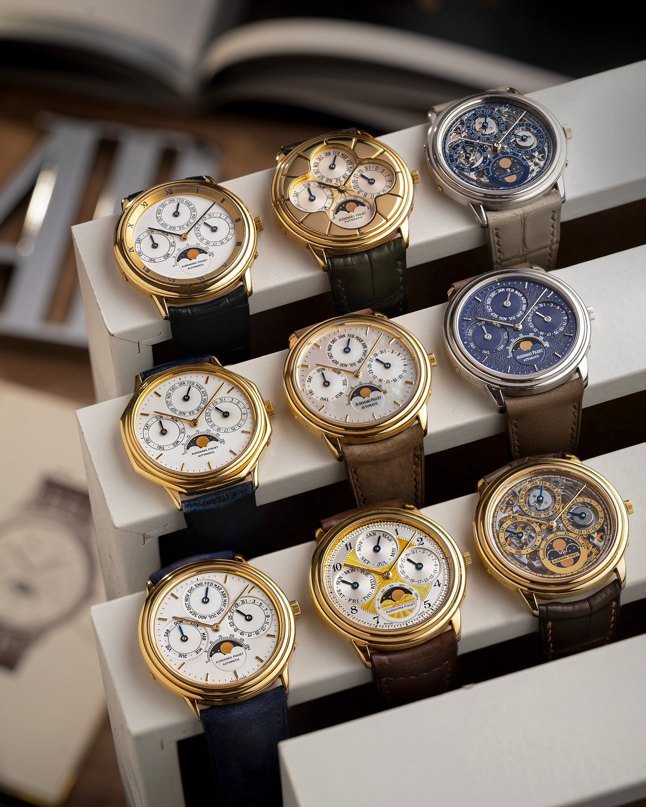 Quantième Perpetuel in The Rise of Neo-Vintage Watches for A Collected Man London