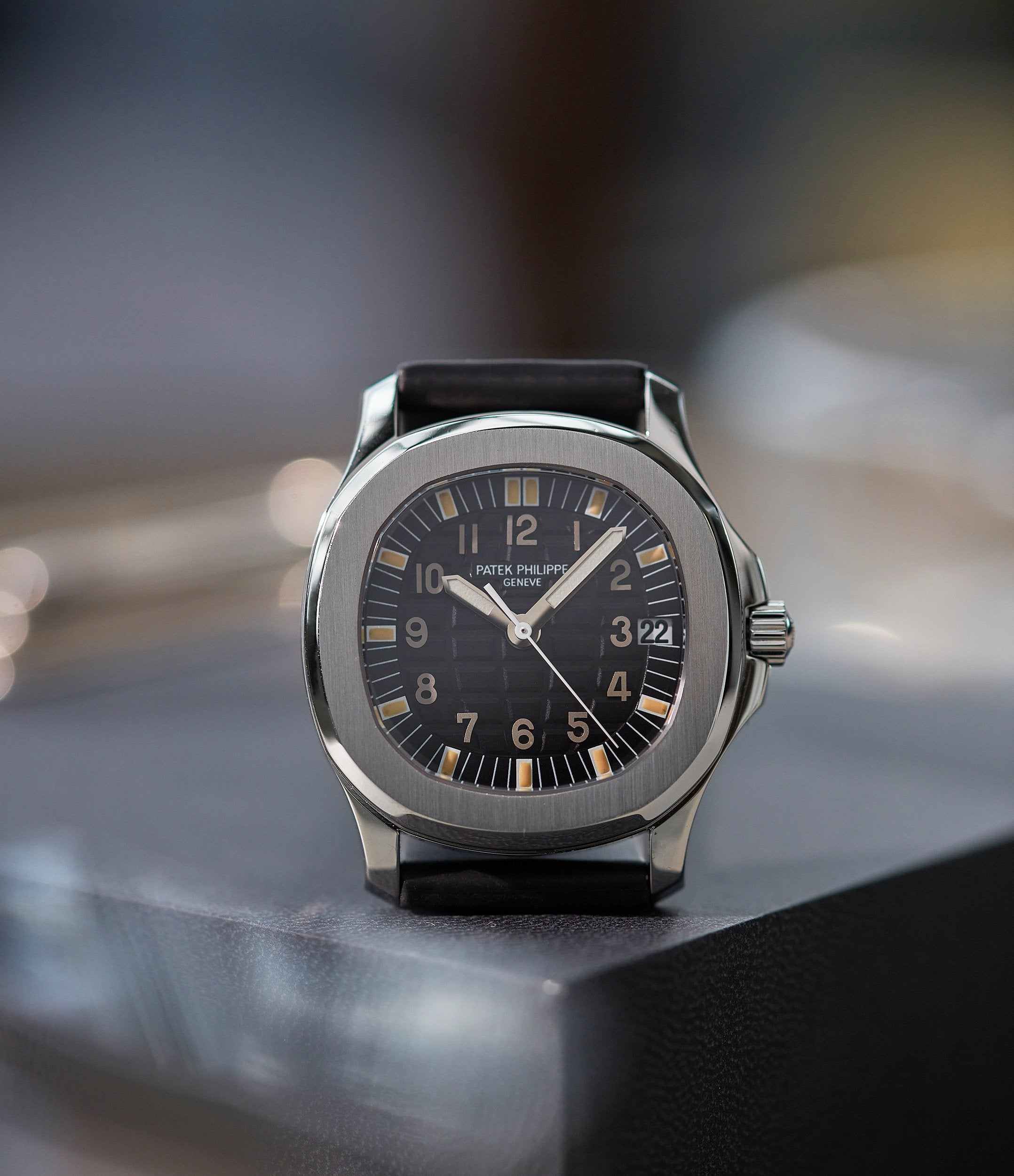 Patek Philippe Aquanaut 5066A in The Rise of Neo-Vintage Watches for A Collected Man London