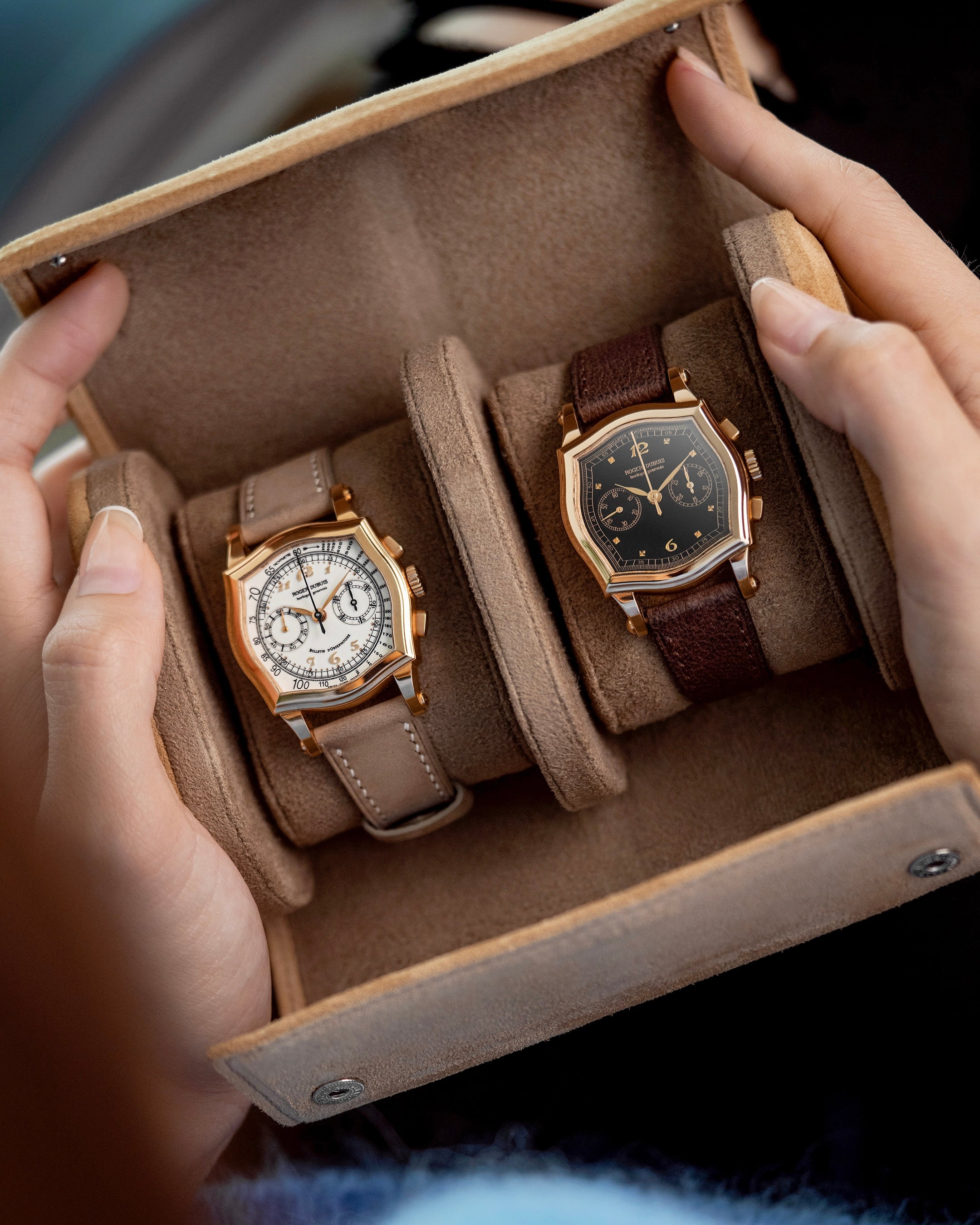 Lemania 2310 in The Rise of Neo-Vintage Watches for A Collected Man London