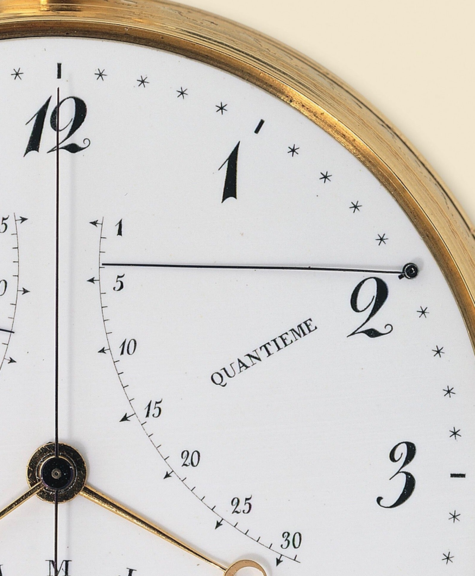 Breguet No. 92 pocket watch perpetual calendar in Our Favourite Uses of Typography in Watches for A Collected Man London