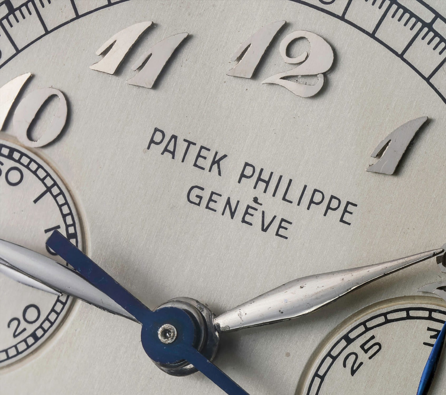 Breguet ref. 1463 in Our Favourite Uses of Typography in Watches for A Collected Man London