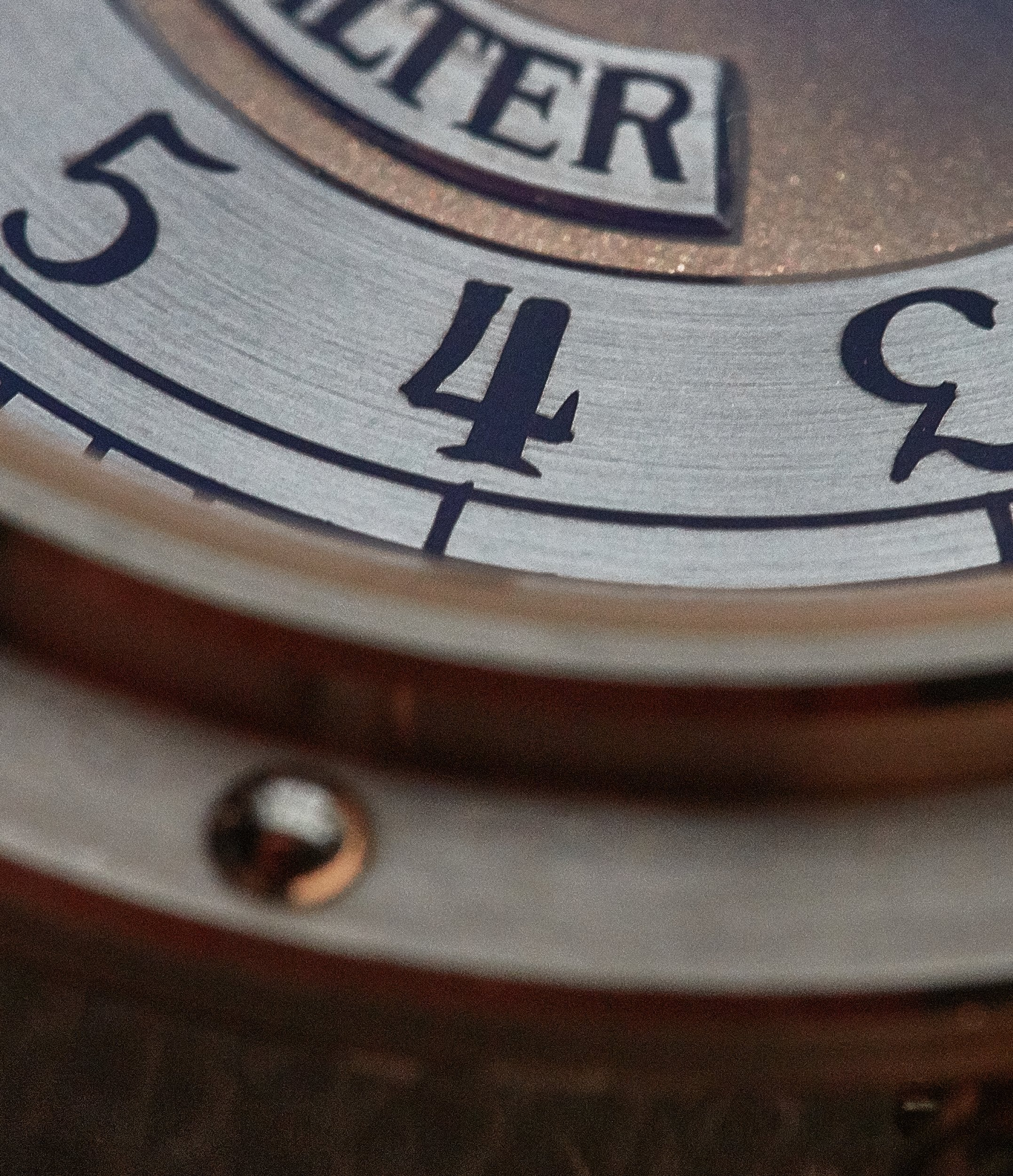 Vianney Halter Classic in Our Favourite Uses of Typography in Watches for A Collected Man London