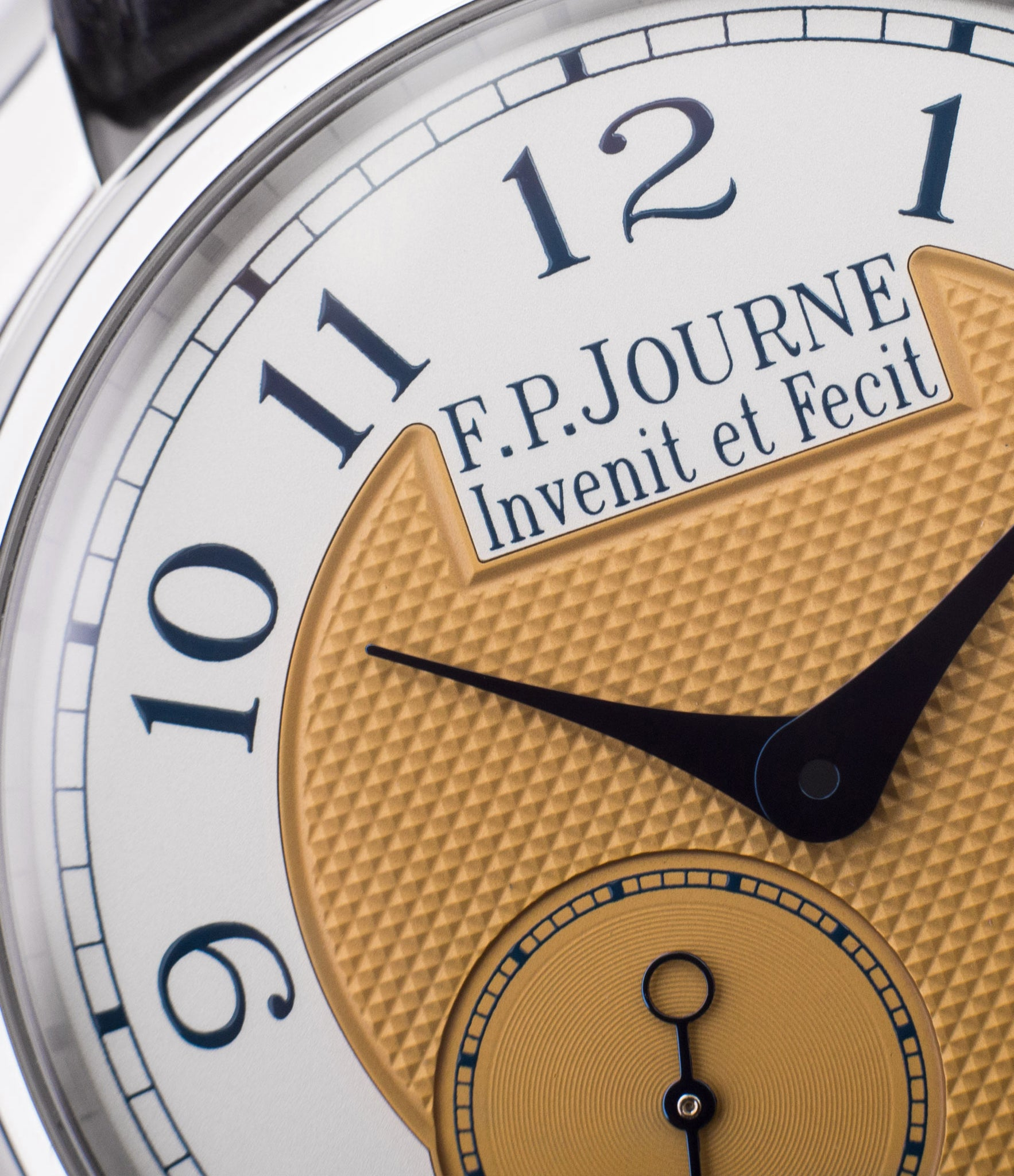 F.P. Journe Chronometre Souverain from the steel set