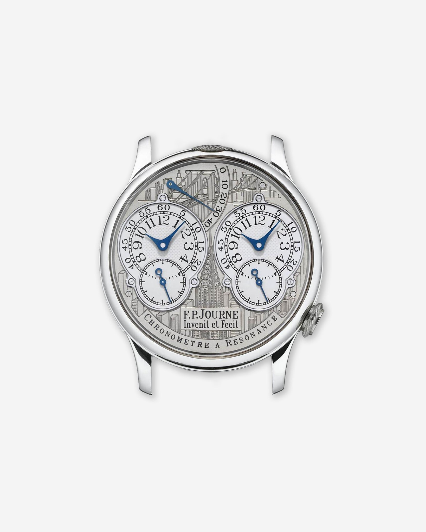 New York skyling F.P. Journe Resonance