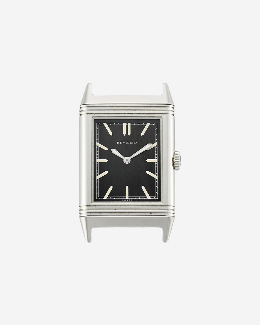 jaeger-LeCoultre Reverso tribute to original from 1931 made in 2011 watchmaking in times of crisis A Collected Man London
