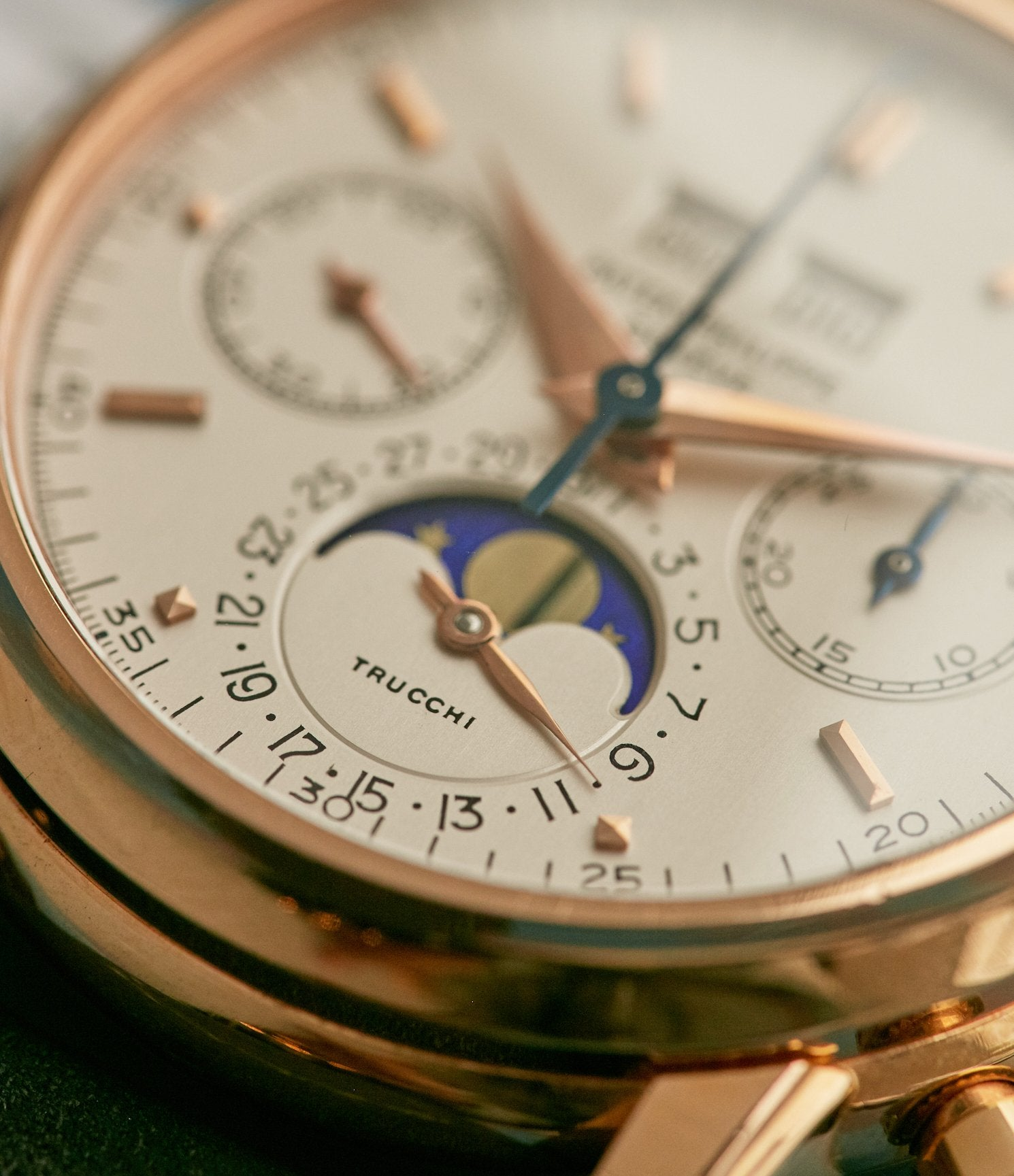 rose gold double-signed Patek Philippe ref. 2499 watchmaking in times of crisis for A Collected Man London