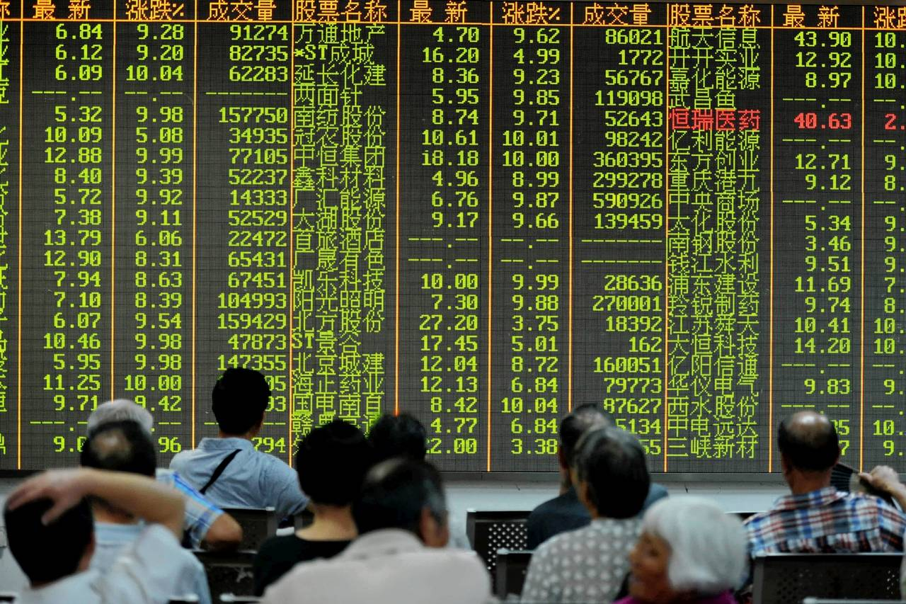 Asian stock exchange board stock market watchmaking in times of crisis for A Collected Man London