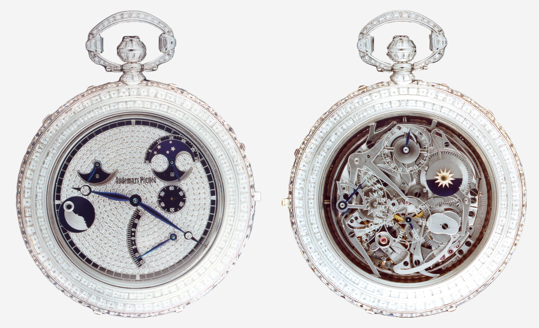 First watch Vianney Halter produced in Watchmakers Look Back on the First Watch They Made for A Collected Man London