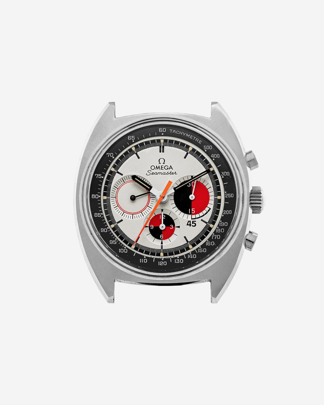Omega Soccer timer cutout in The Colourful World of Vintage Watches for A Collected Man London