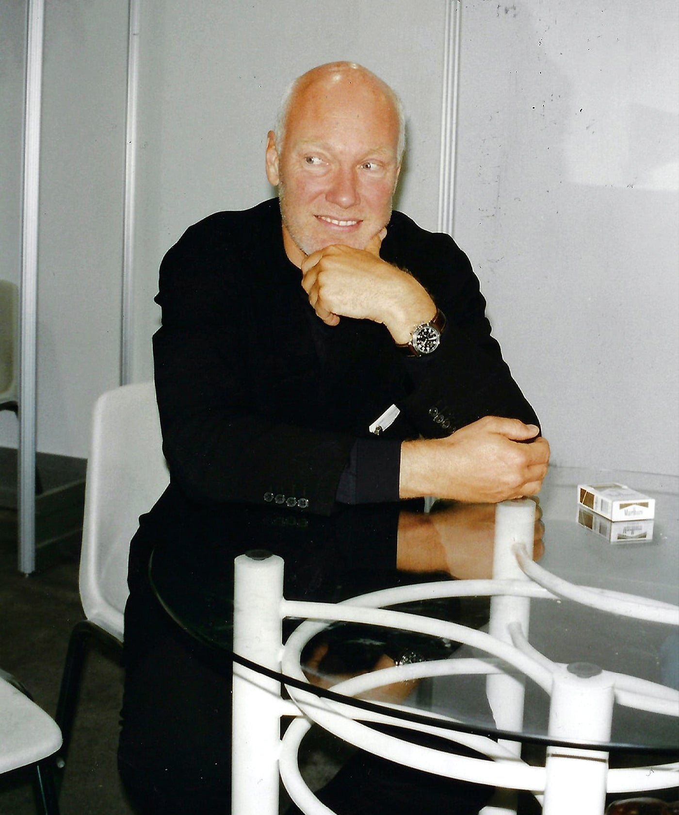 Jean-Claude Biver watch industry veteran and CEO of Omega, Hublot and TAG Heuer for A Collected Man London