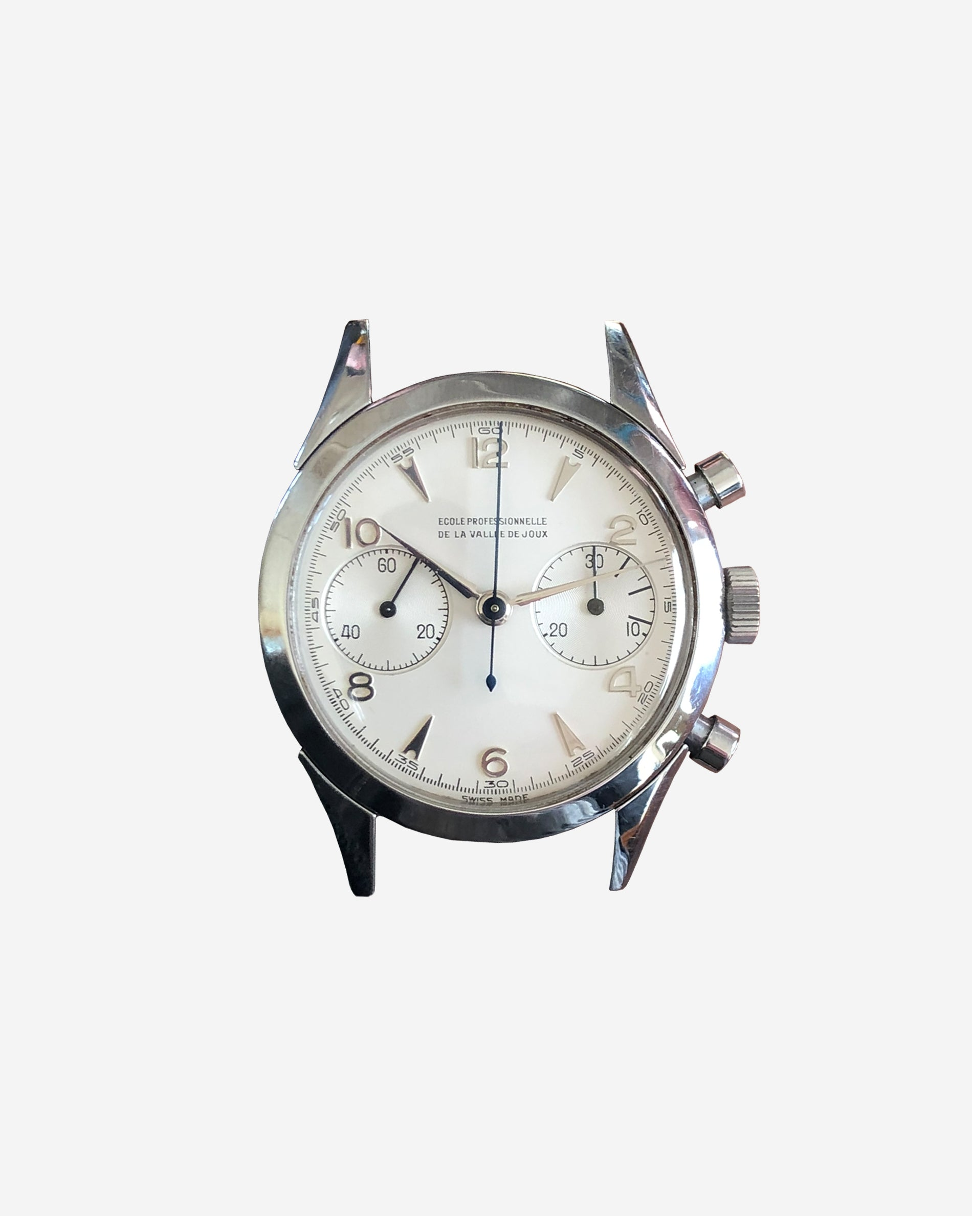 Philippe Dufour school wristwatch chronograph from A Collected Man London