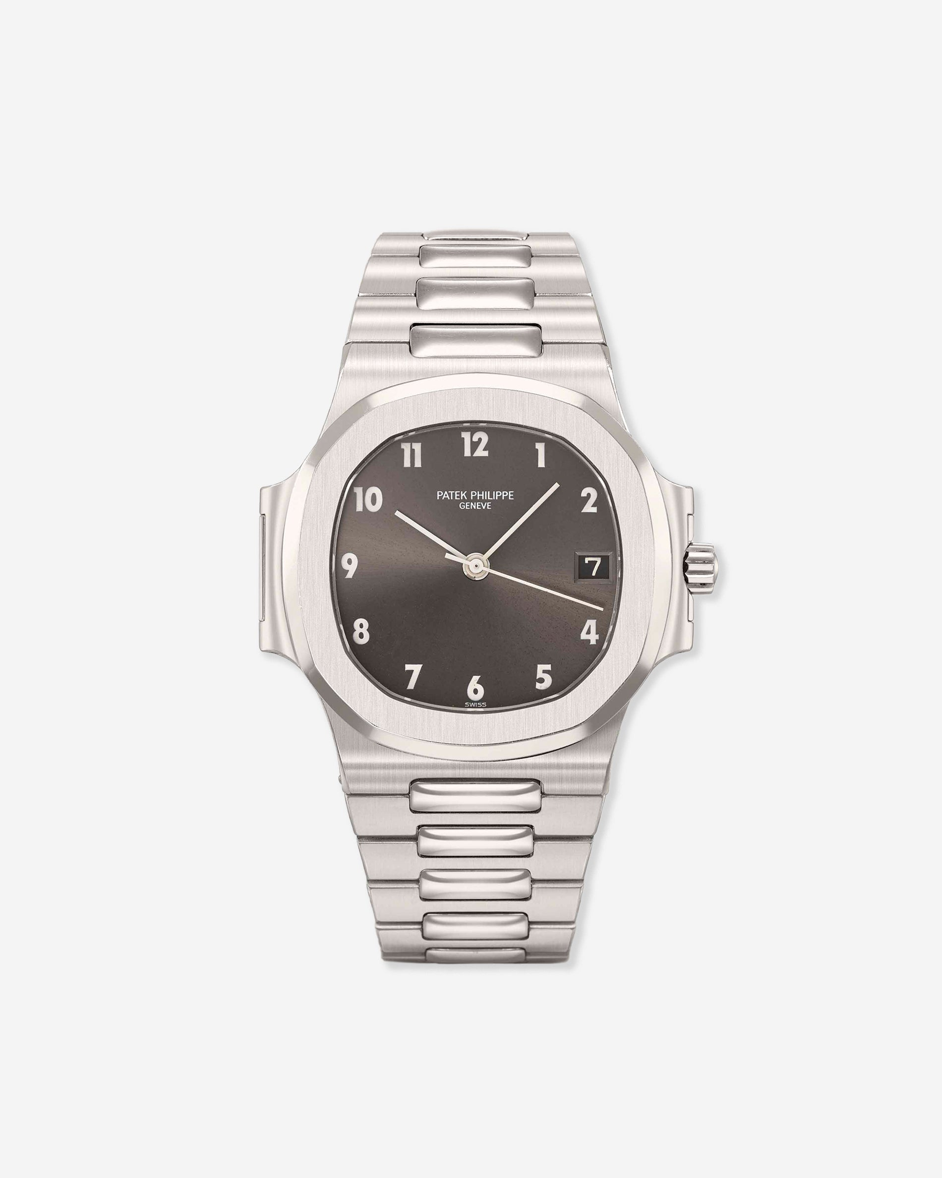 Patek Philippe Nautilus 3800 with a rare telephone dial from A Collected Man London