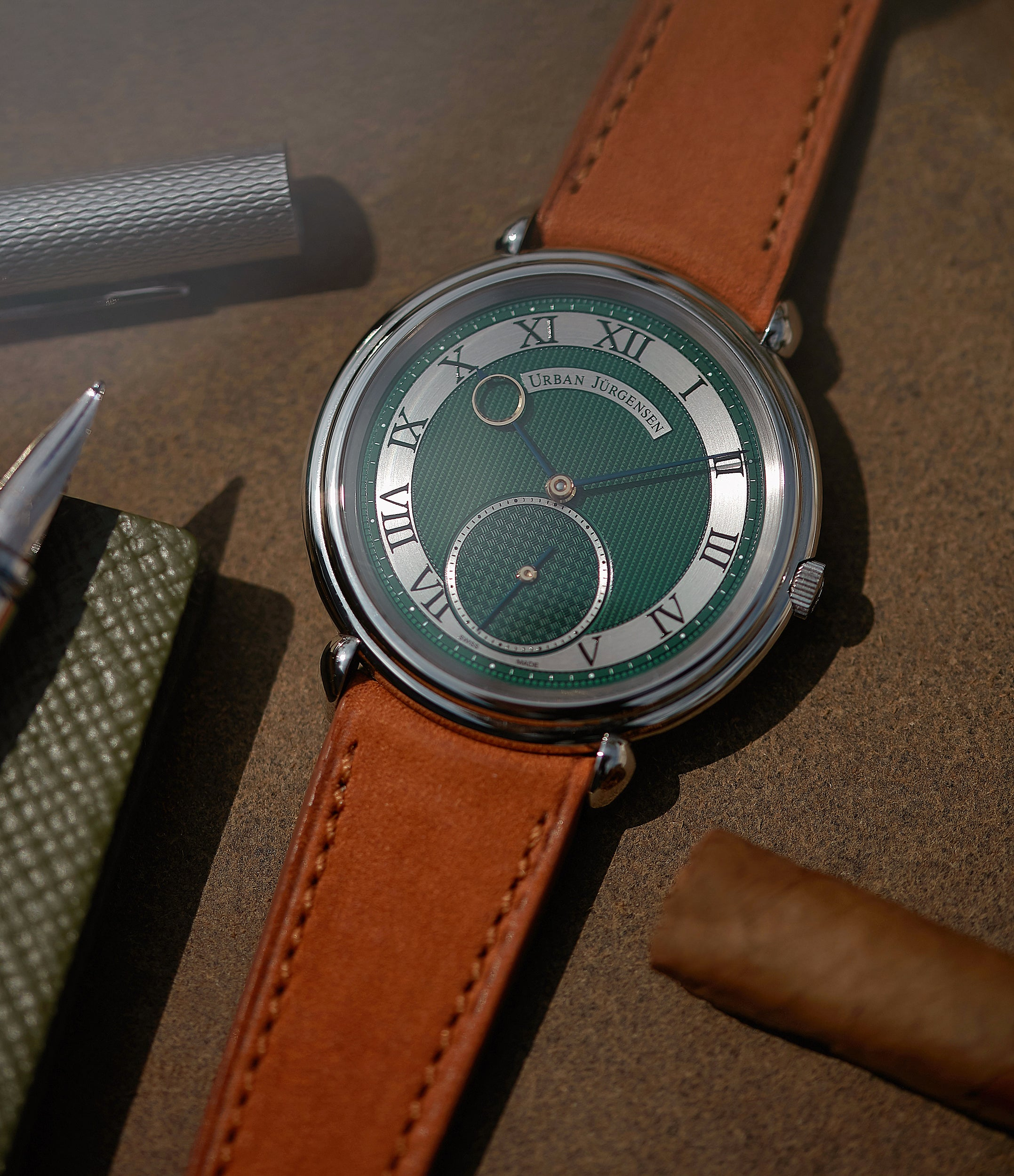 Big 8 London Edition | British Racing Green | steel