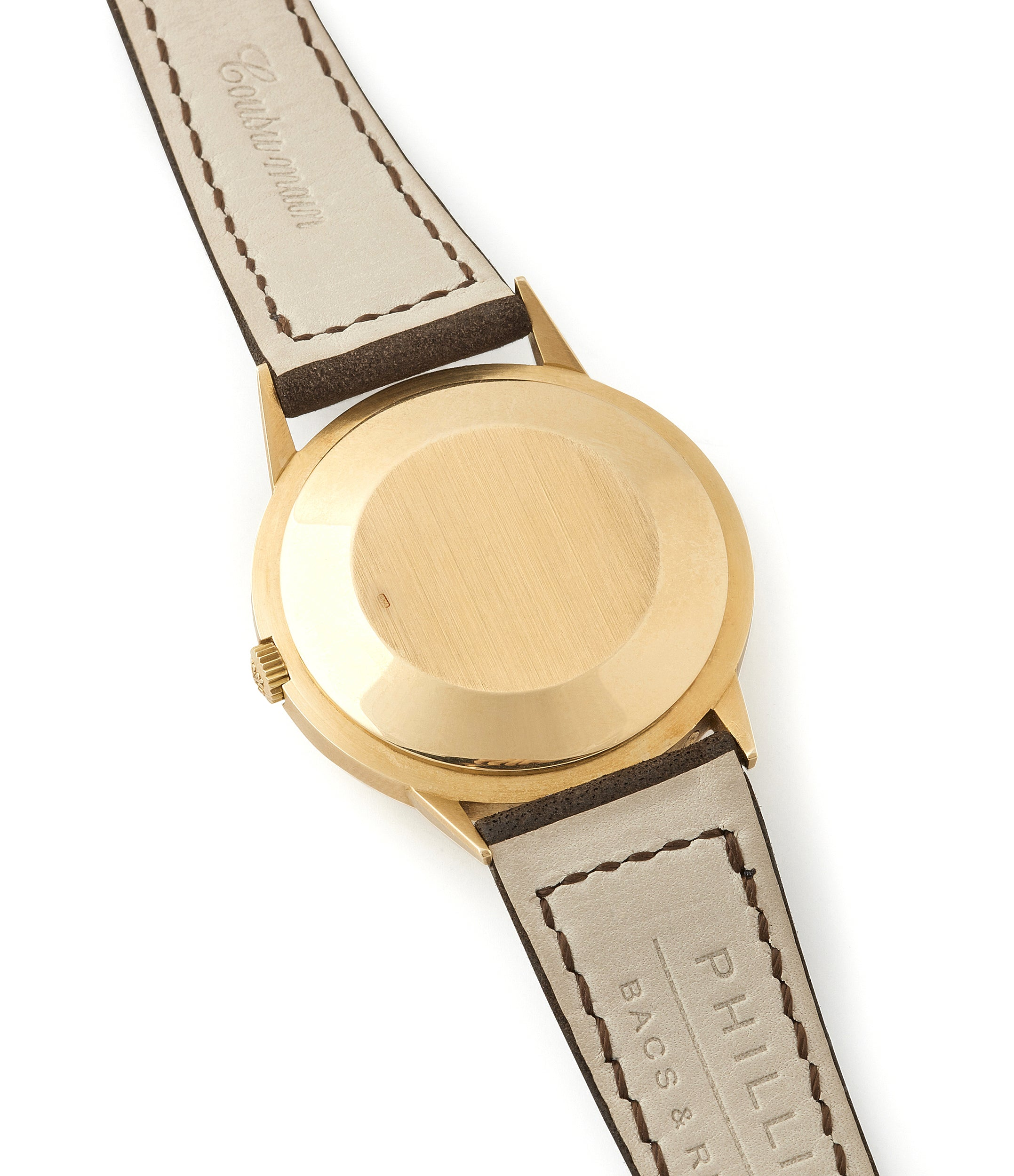 3448 | Perpetual Calendar | Yellow Gold
