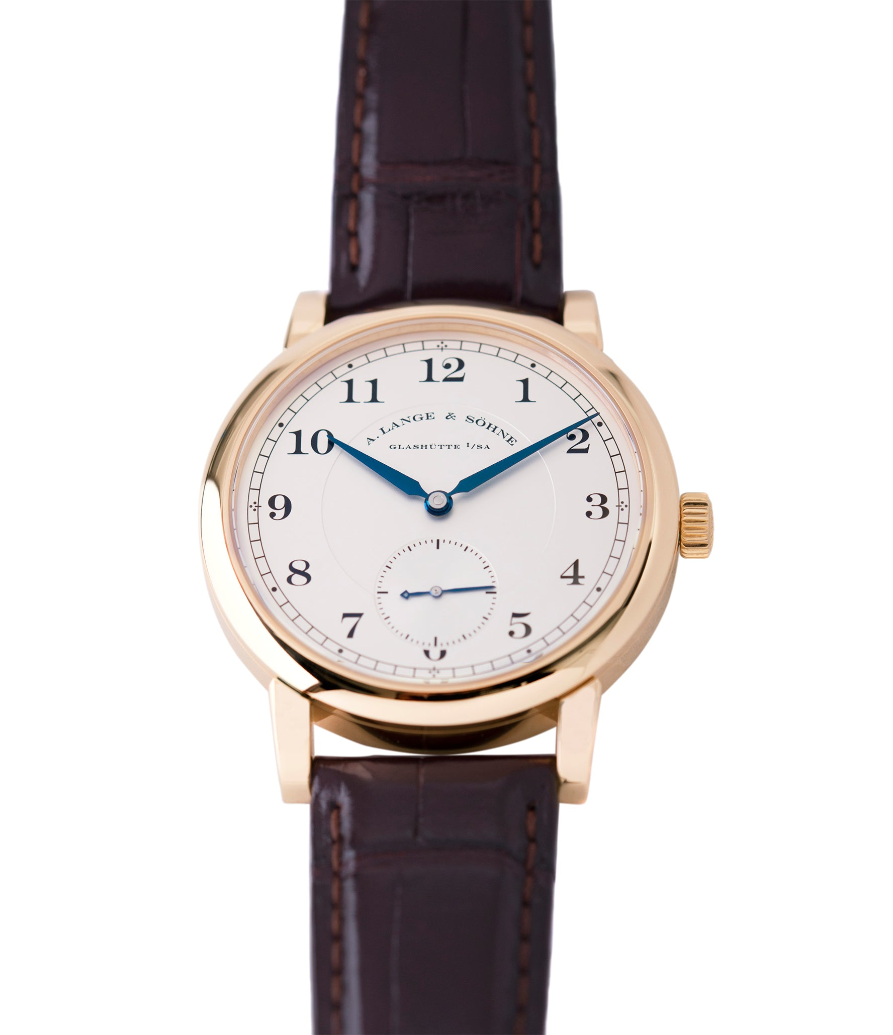 1815 A. Lange & Sohne ref. 233.032 rose gold dress watch for sale online at A Collected Man London Uk specialist of preowned luxury watches
