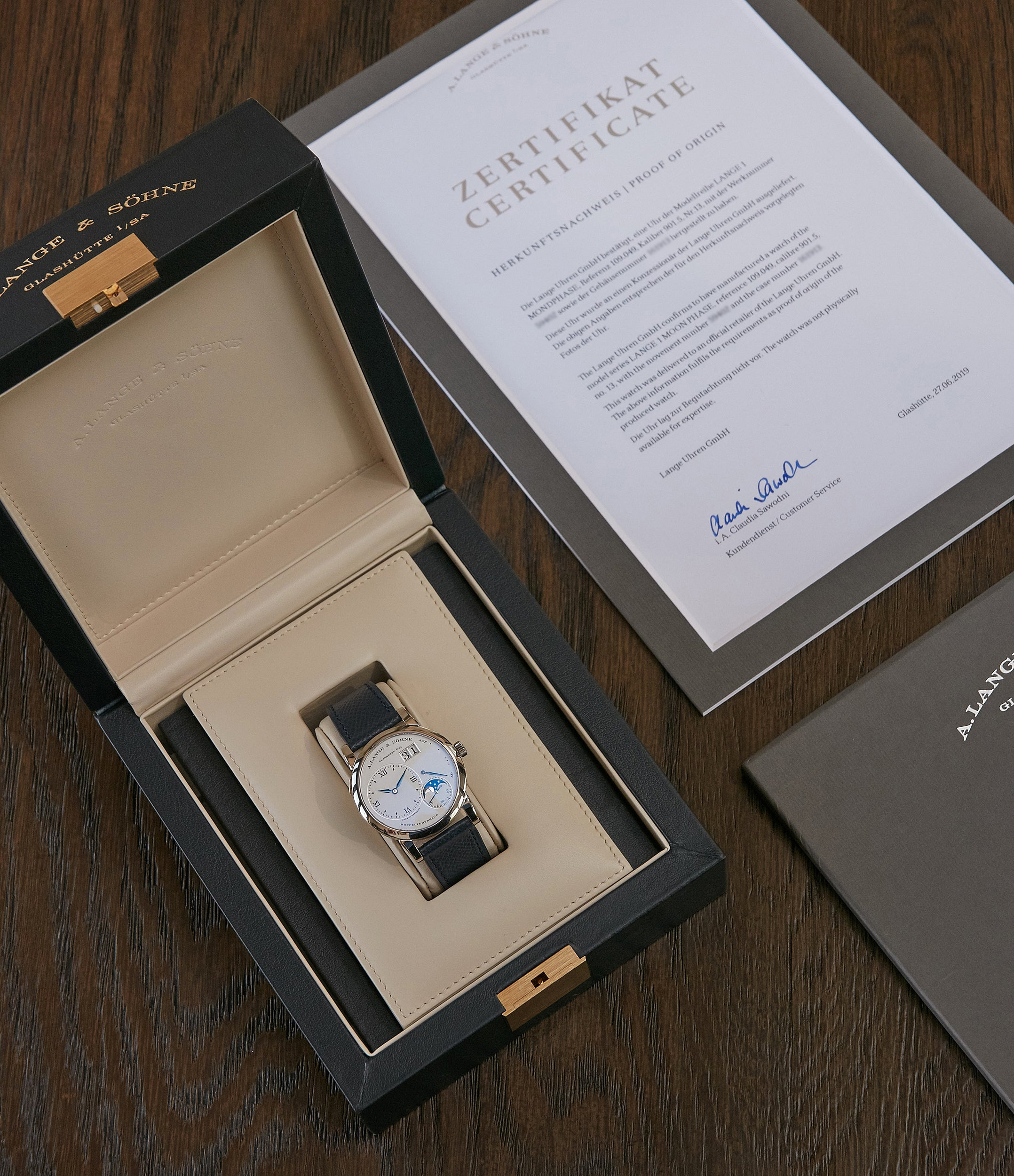 Lange 1 | Limited to 30 pieces