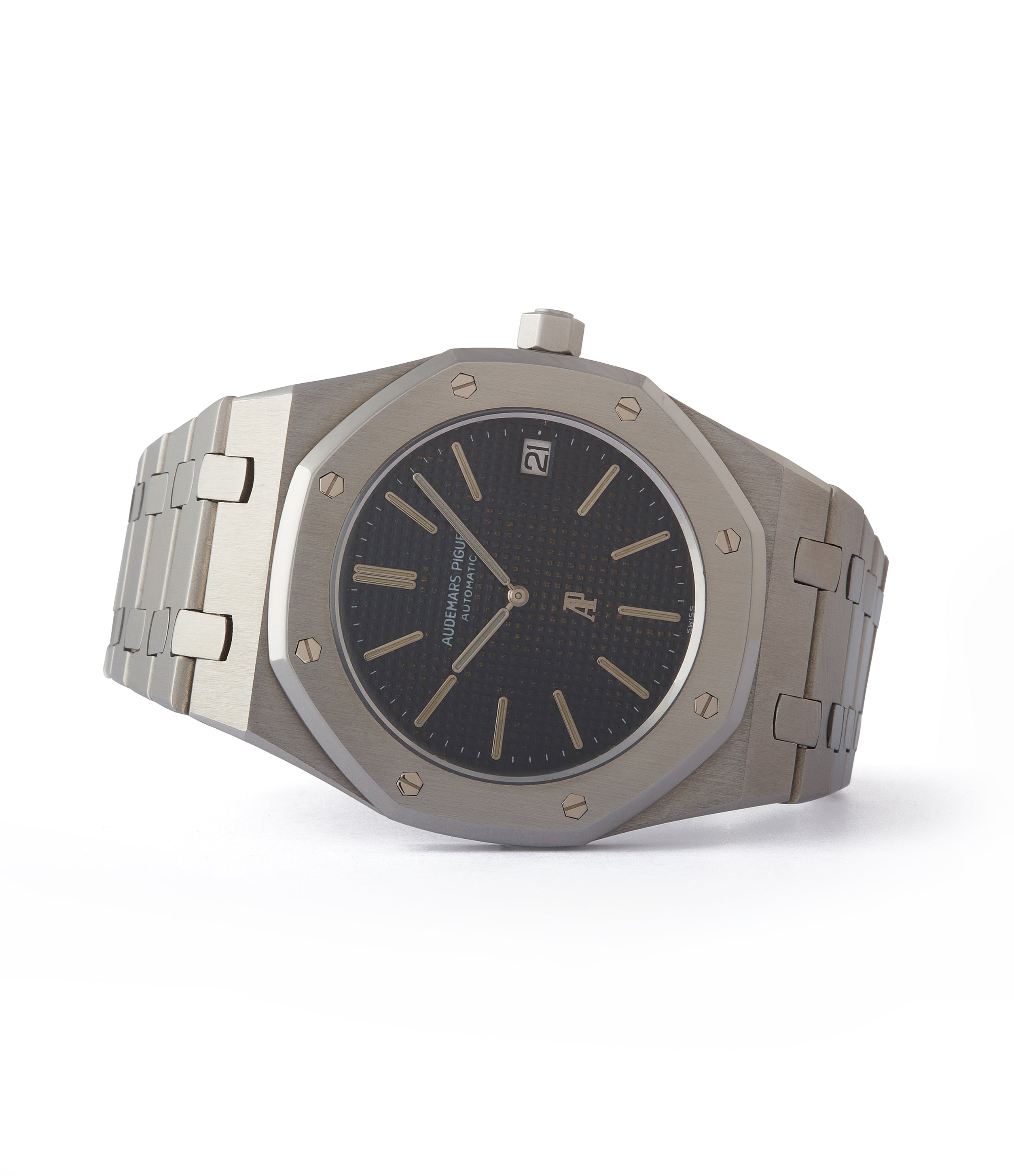 buy vintage Audemars Piguet Royal Oak A-series 5402 steel sport watch for sale online at A Collected Man London UK specialist of rare watches