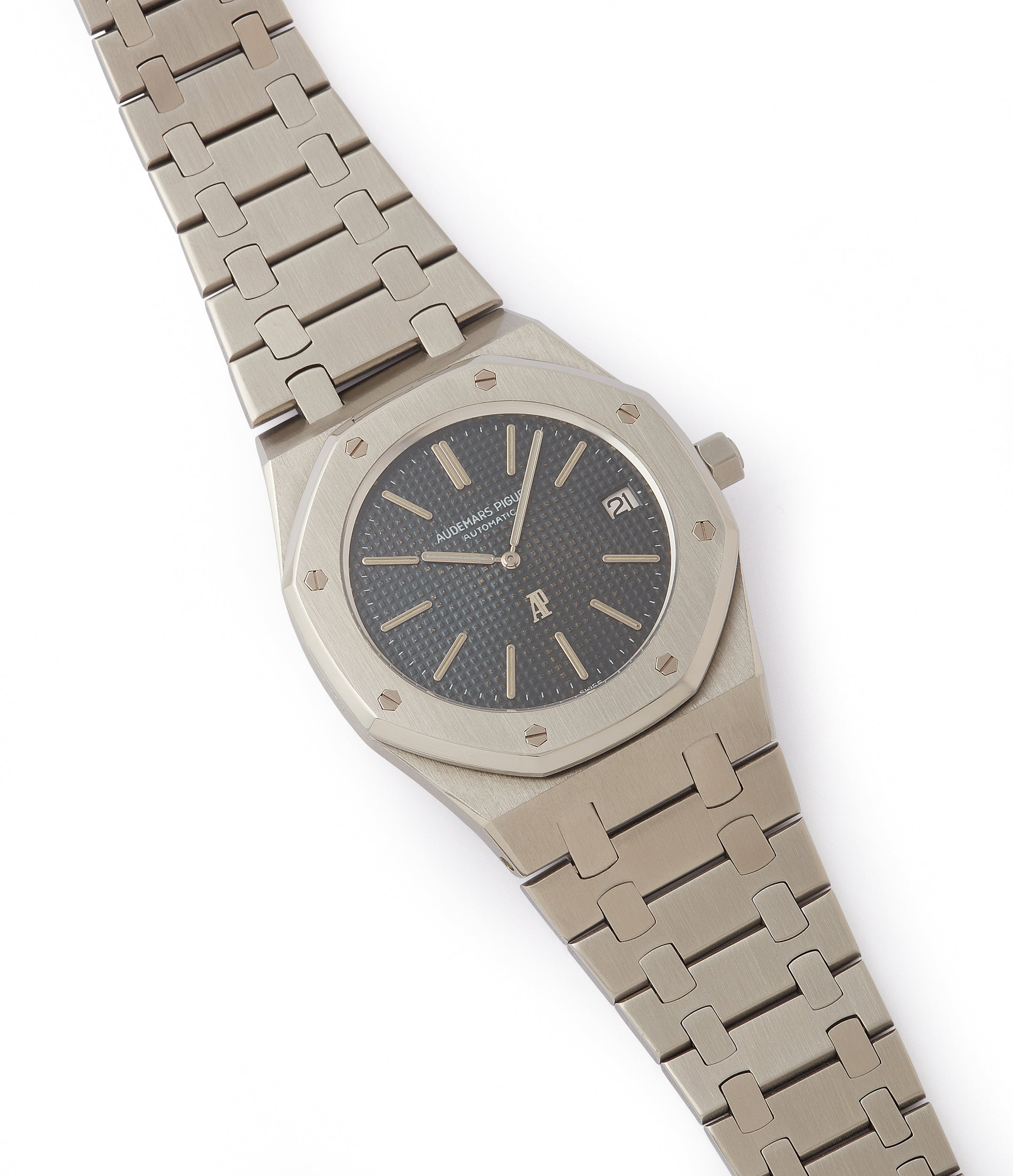 selling vintage Audemars Piguet Royal Oak A-series 5402 steel sport watch for sale online at A Collected Man London UK specialist of rare watches