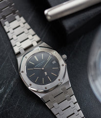 Audemars Piguet Royal Oak A-series 5402 steel sport watch for sale online at A Collected Man London UK specialist of rare watches