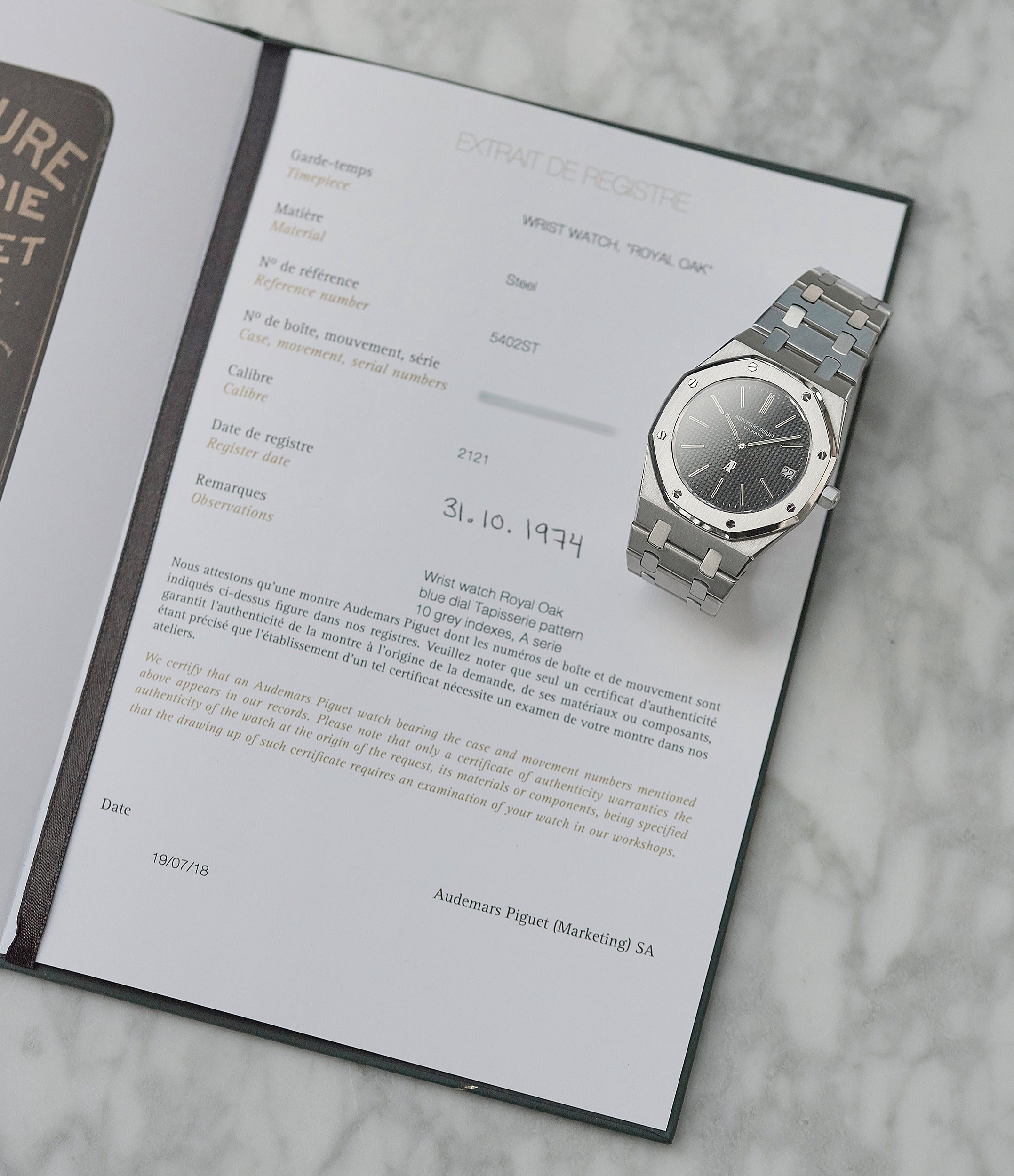 buy a series audemars piguet royal oak 5402 buy royal oak a series