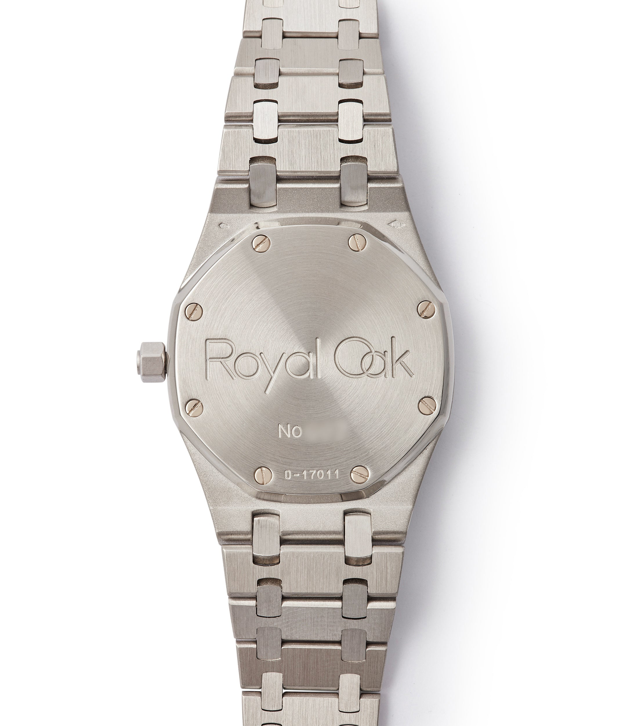 Royal Oak 14790PT | Mid-size | platinum