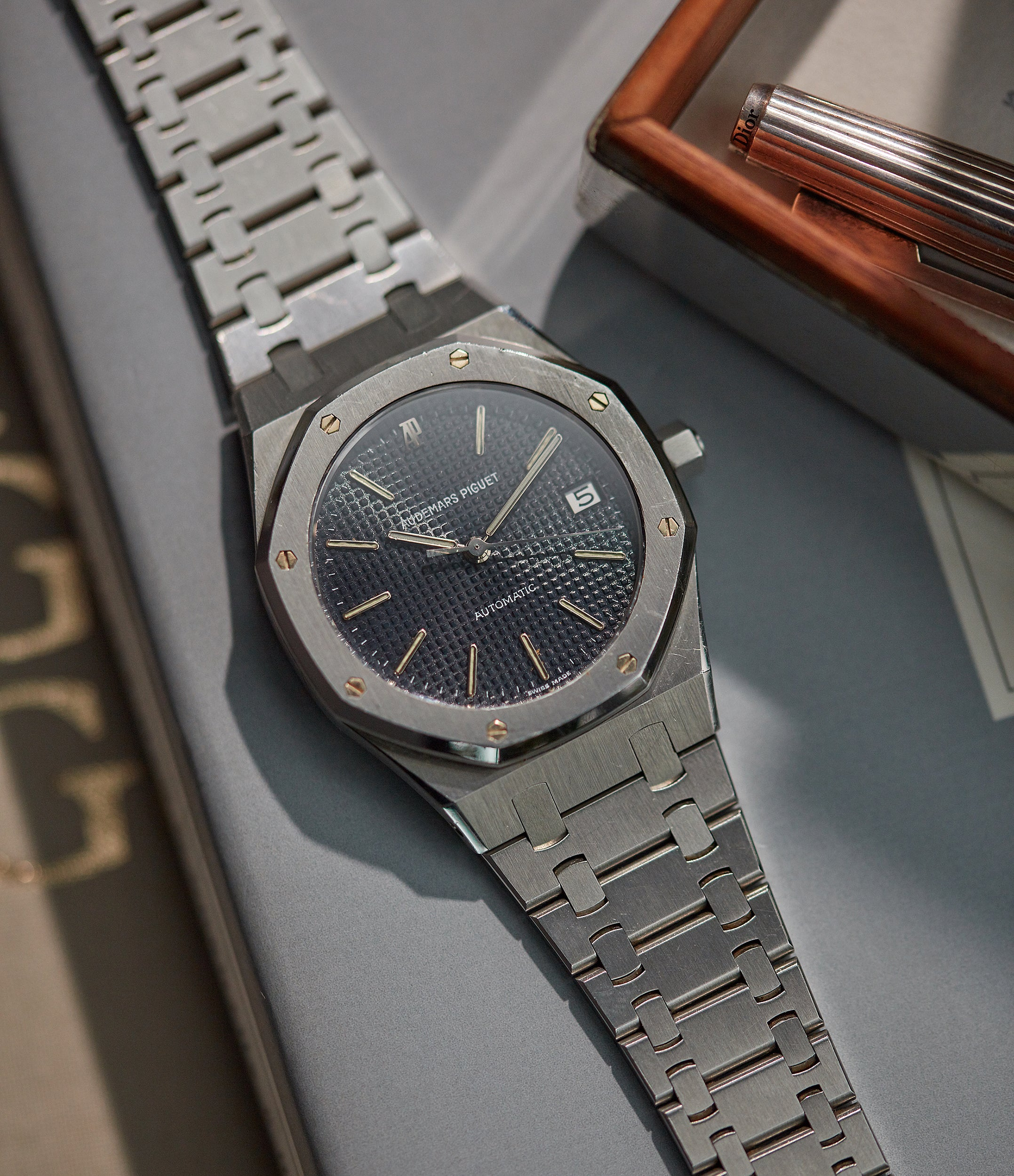 Royal Oak | 14700ST | steel