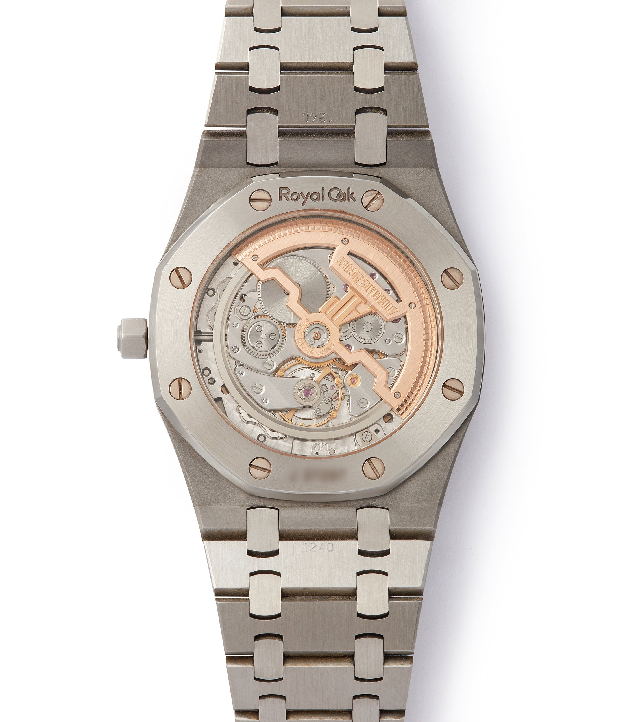 Royal Oak 15202 | Steel