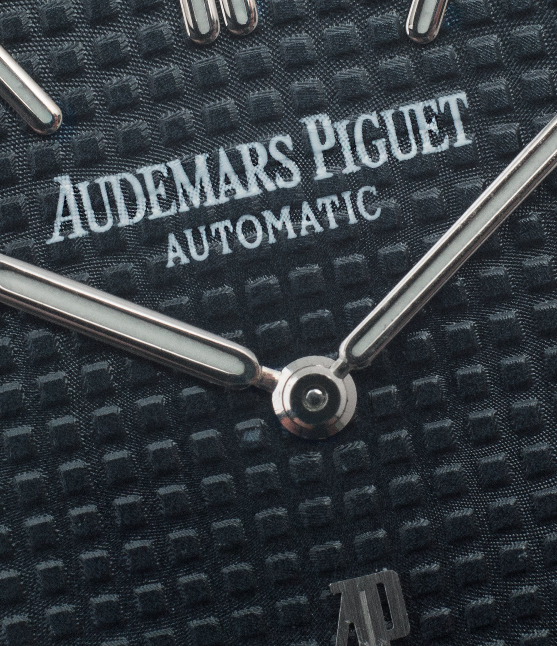 rare service dial vintage Audemars Piguet 5402 Royal Oak A series steel rare sport watch online at A Collected Man London UK vintage watch specialist