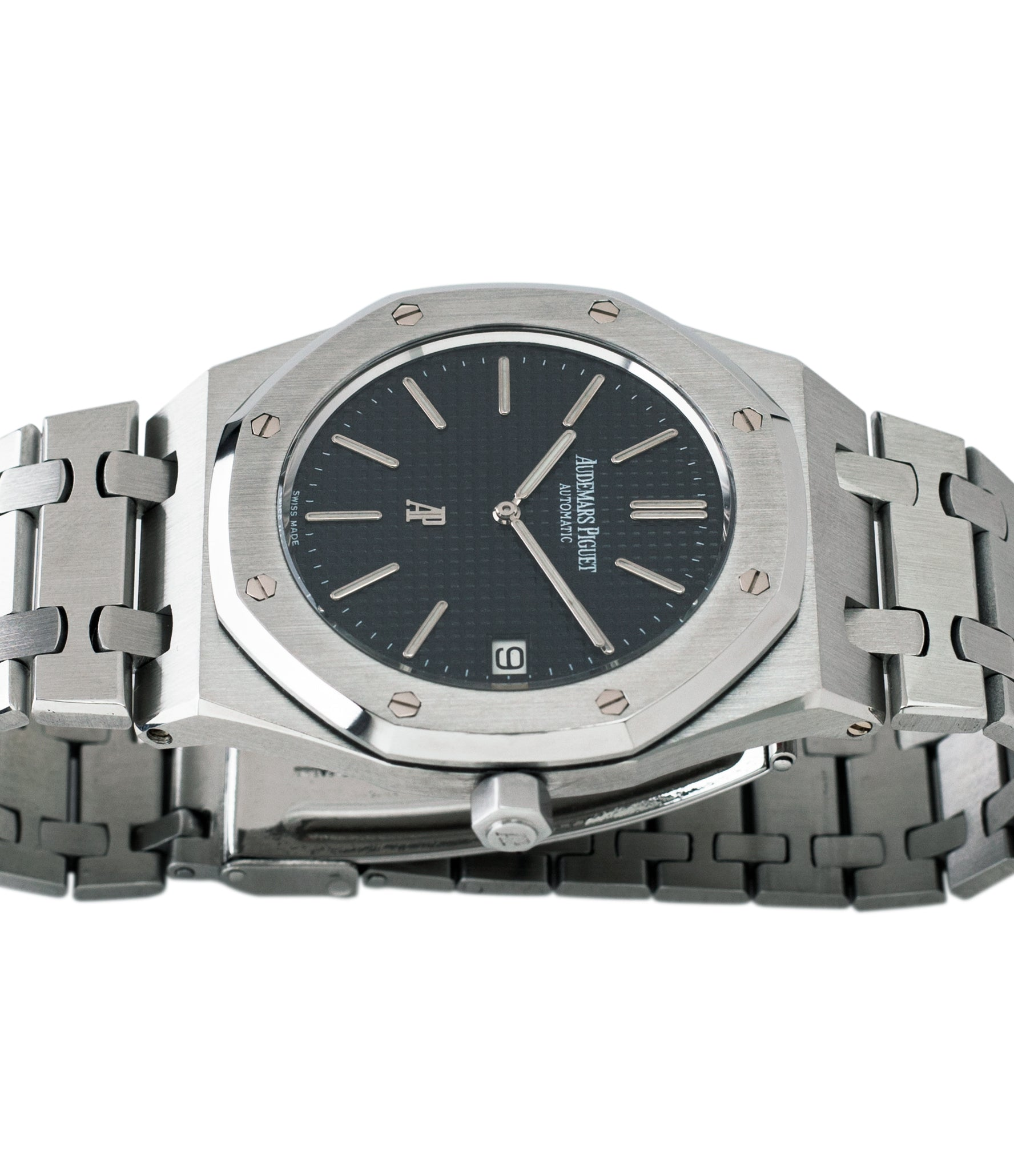 Royal Oak Audemars Piguet 5402 A series steel rare sport watch online at A Collected Man London UK vintage watch specialist