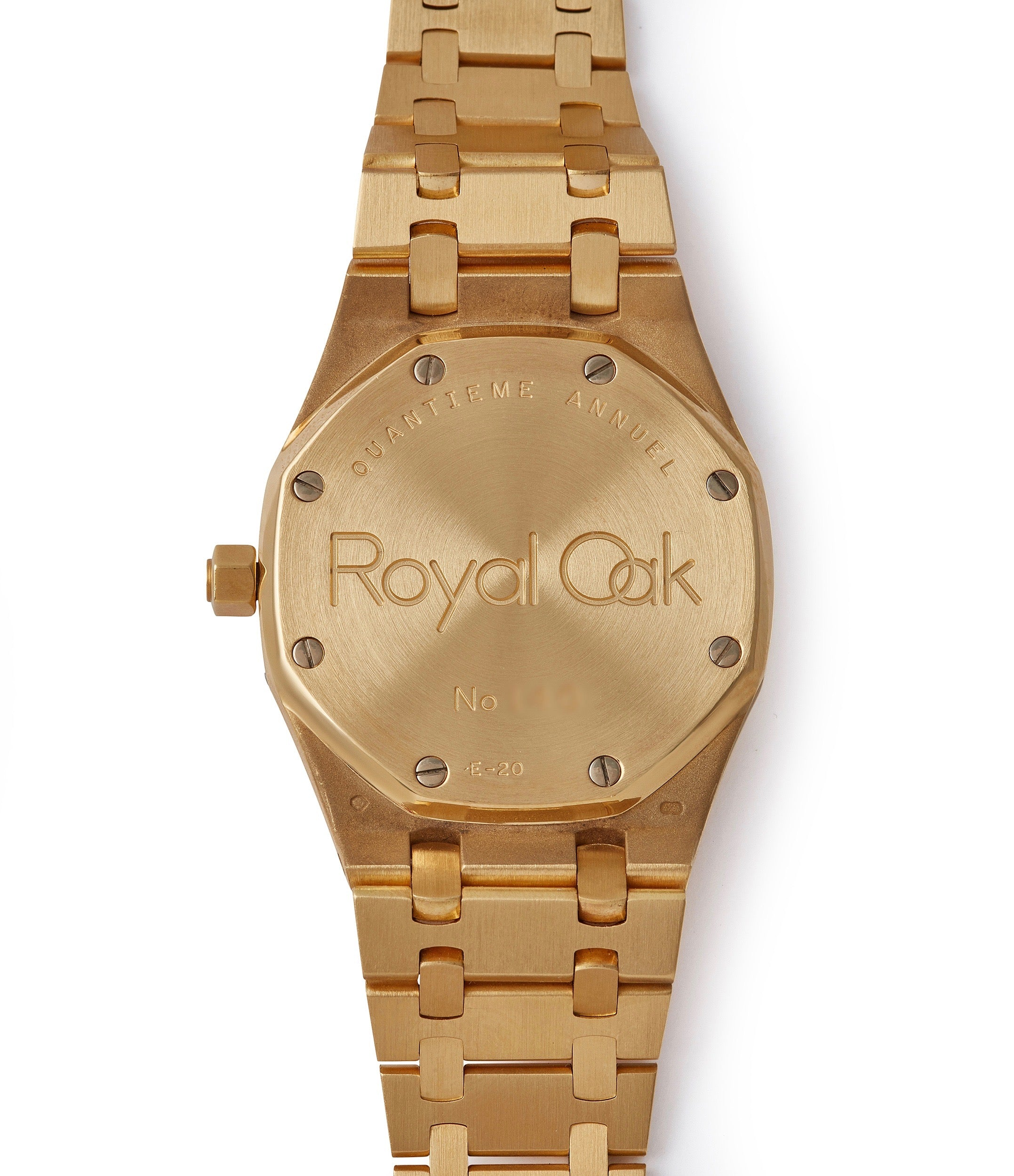 Royal Oak | 25920BA | yellow gold