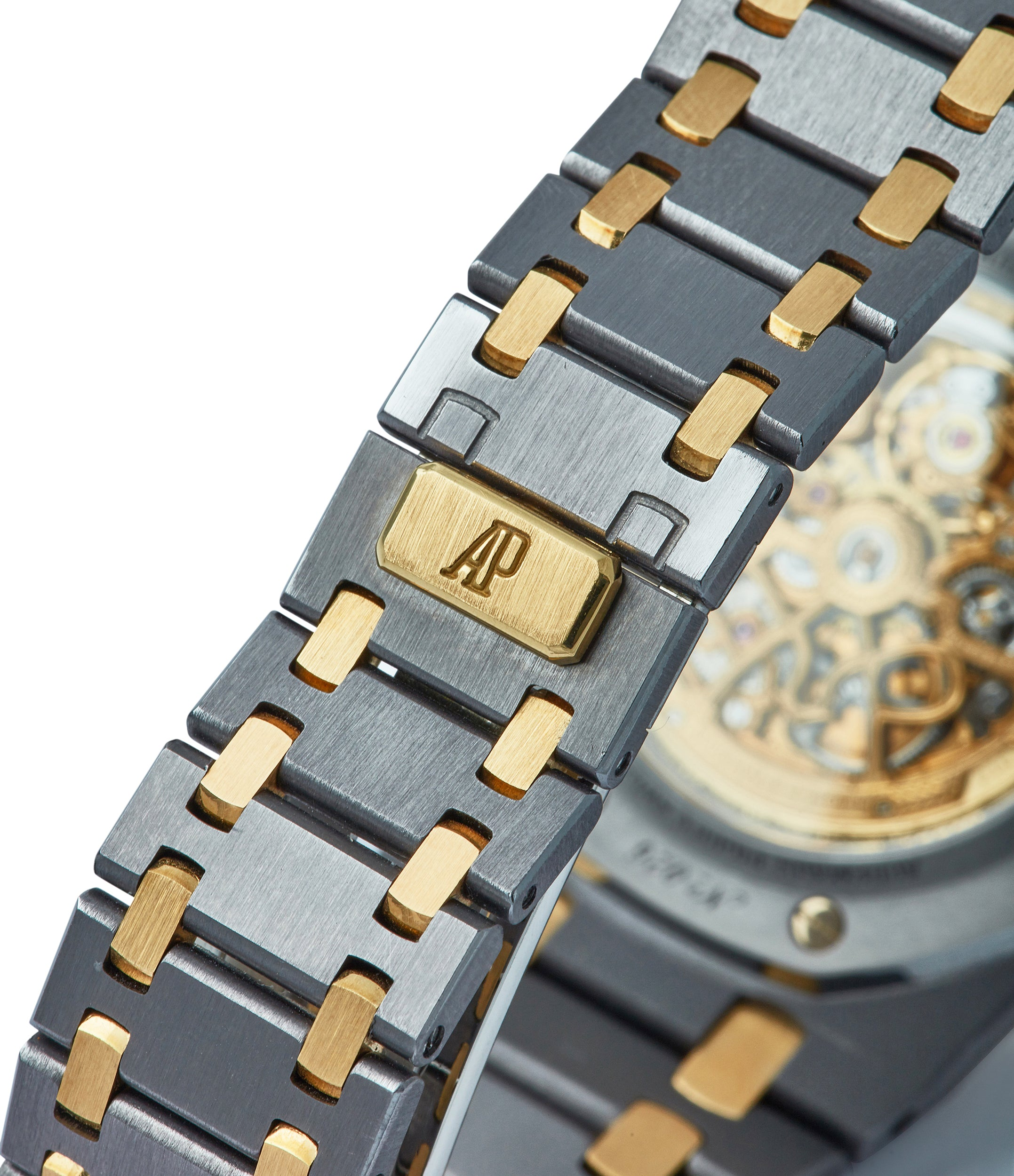 Royal Oak |  25829TA | tantalum & yellow gold