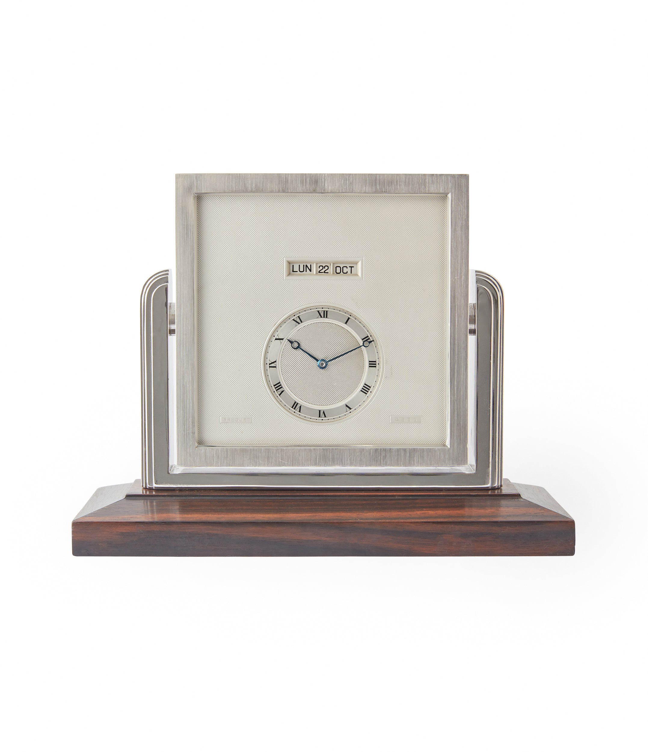 Perpetual Calendar | 8-Day | Desk Clock