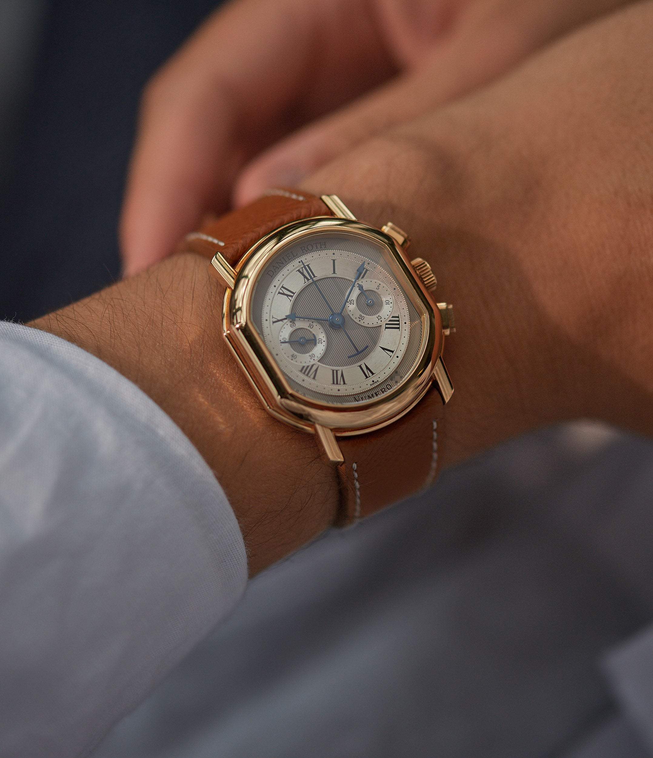Chronograph BB 2147 | rose gold