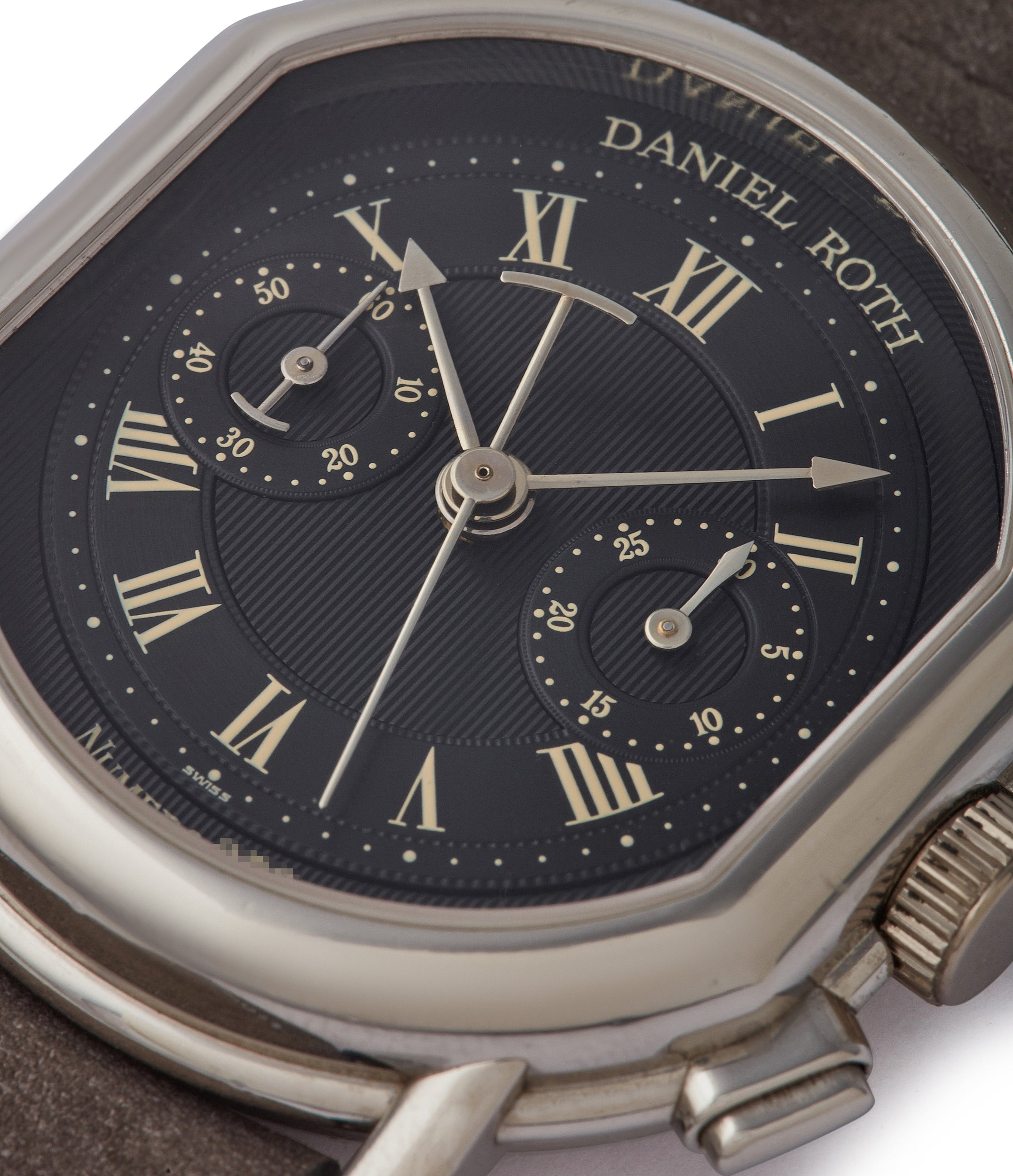 Chronograph BB 2147 | platinum