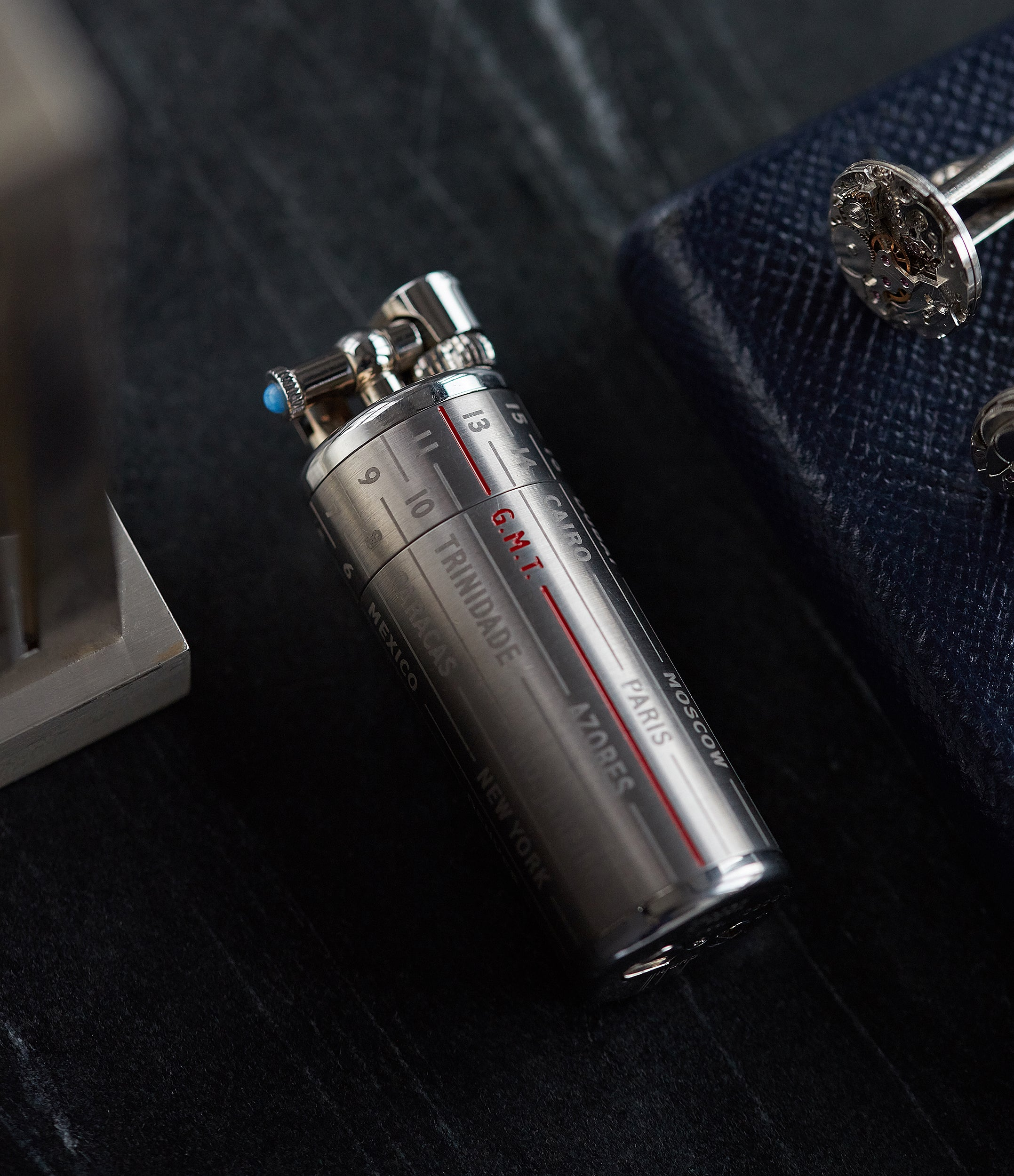 Prototype | GMT Travel-Time | Lighter