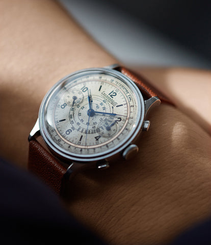 Pre Extra-Fort | Chronograph | steel