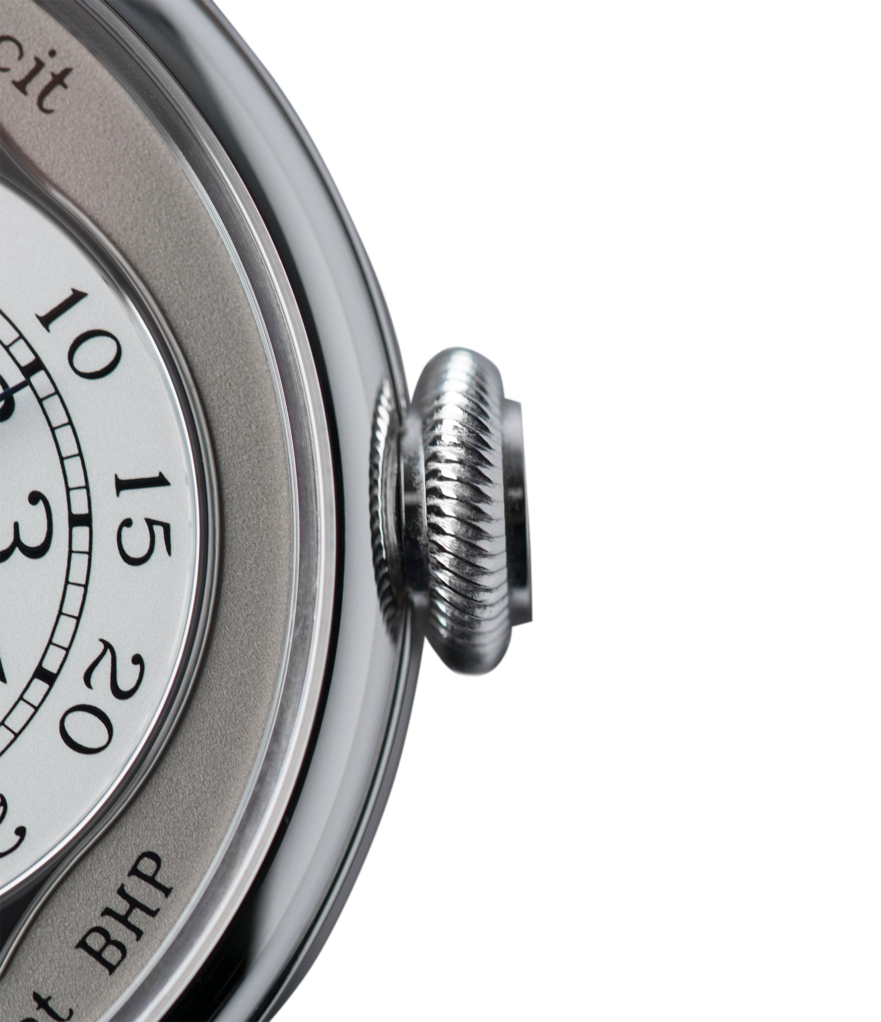 selling independent watchmaker F. P. Journe Chronometre Optimum platinum rare watch for sale online at A Collected Man London approved retailer of independent watchmakers