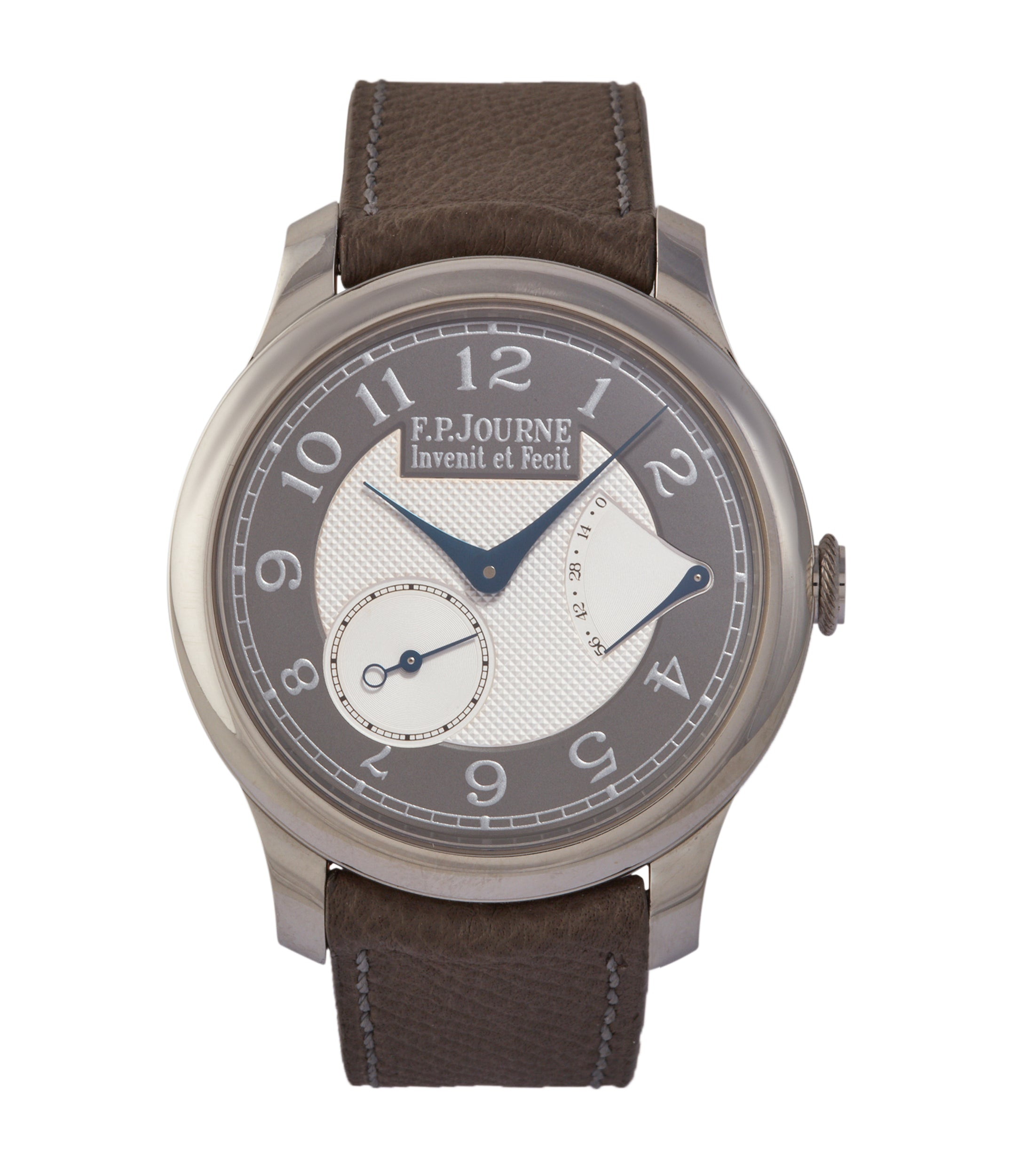 buy F. P. Journe Chronometre Souverain de Boulle Limited Edition pre-owned rare watch for sale A Collected Man London