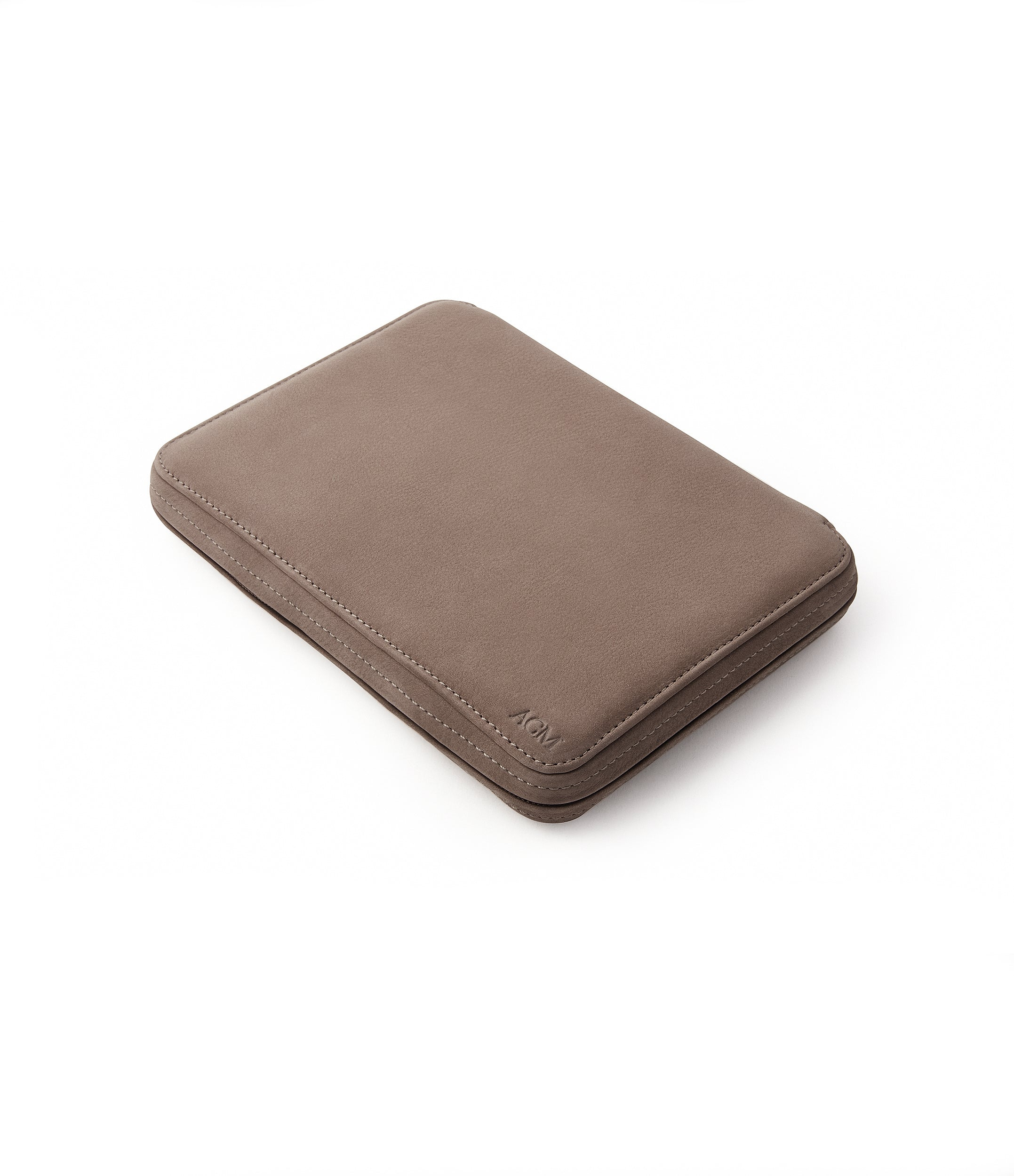 buy brown nubuck watch travel zip pouch accessories for eight watches order online A Collected Man London