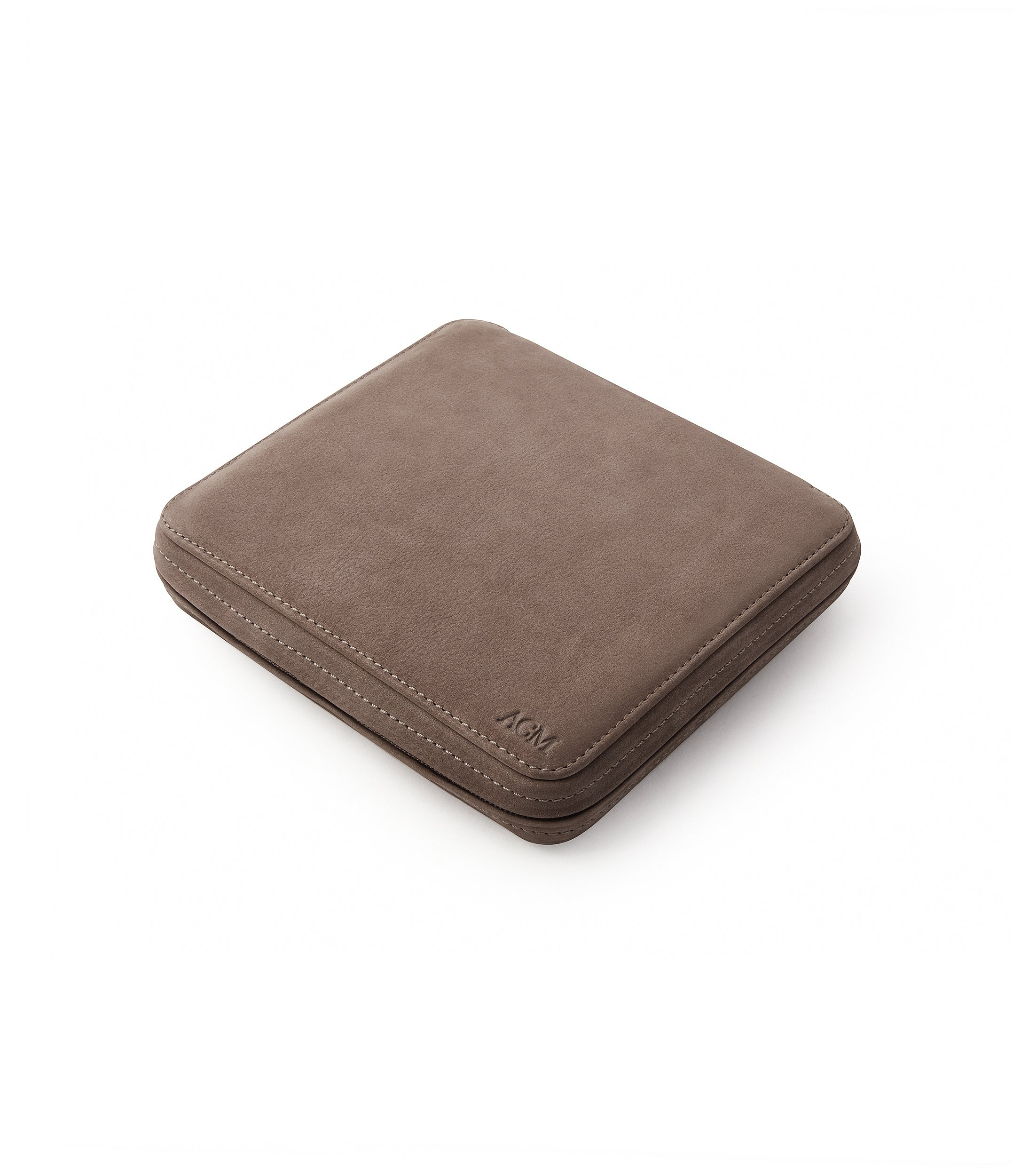 buy brown nubuck watch travel zip pouch accessories for six watches order online A Collected Man London