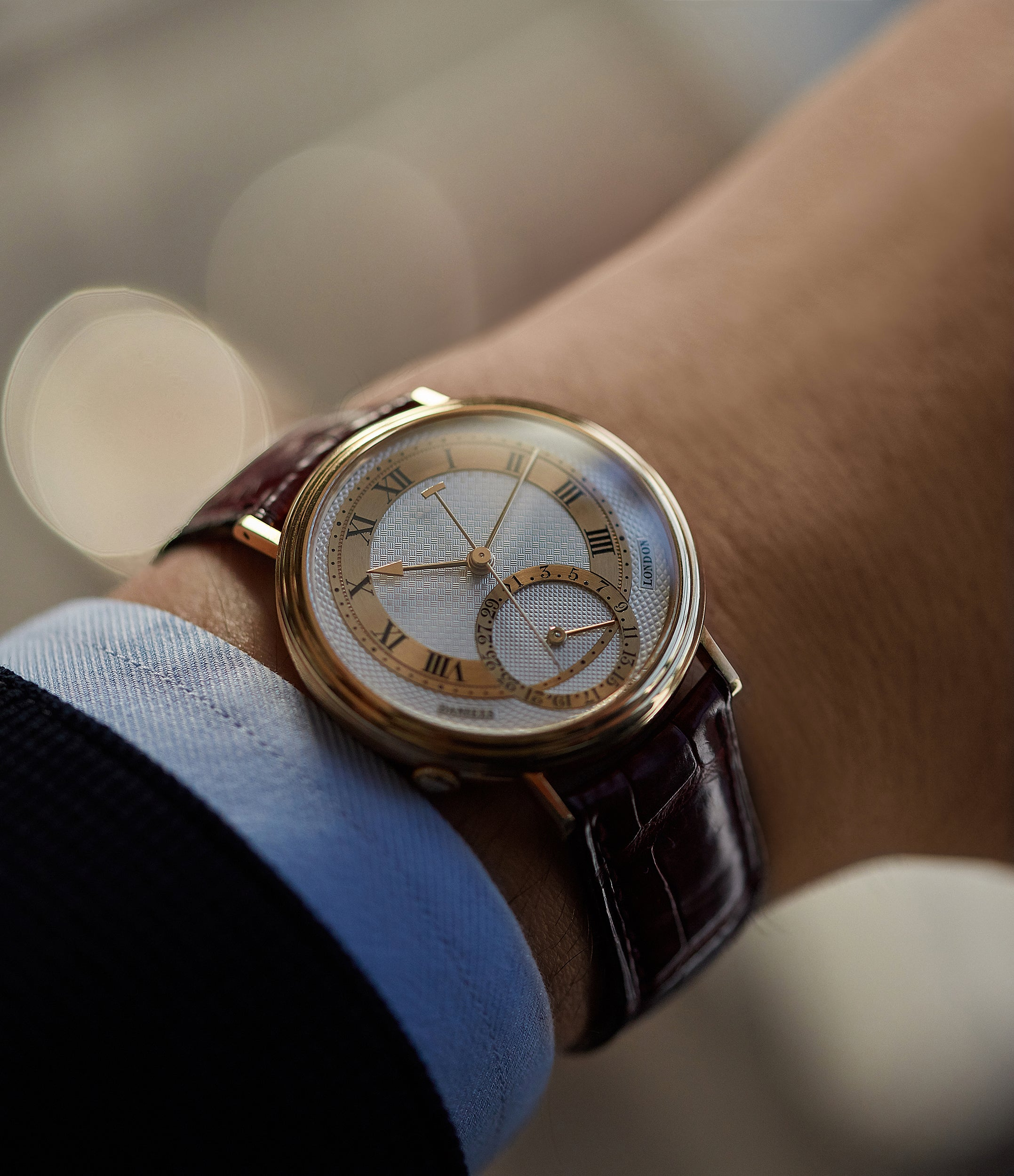 Millennium | Yellow gold | Co-Axial