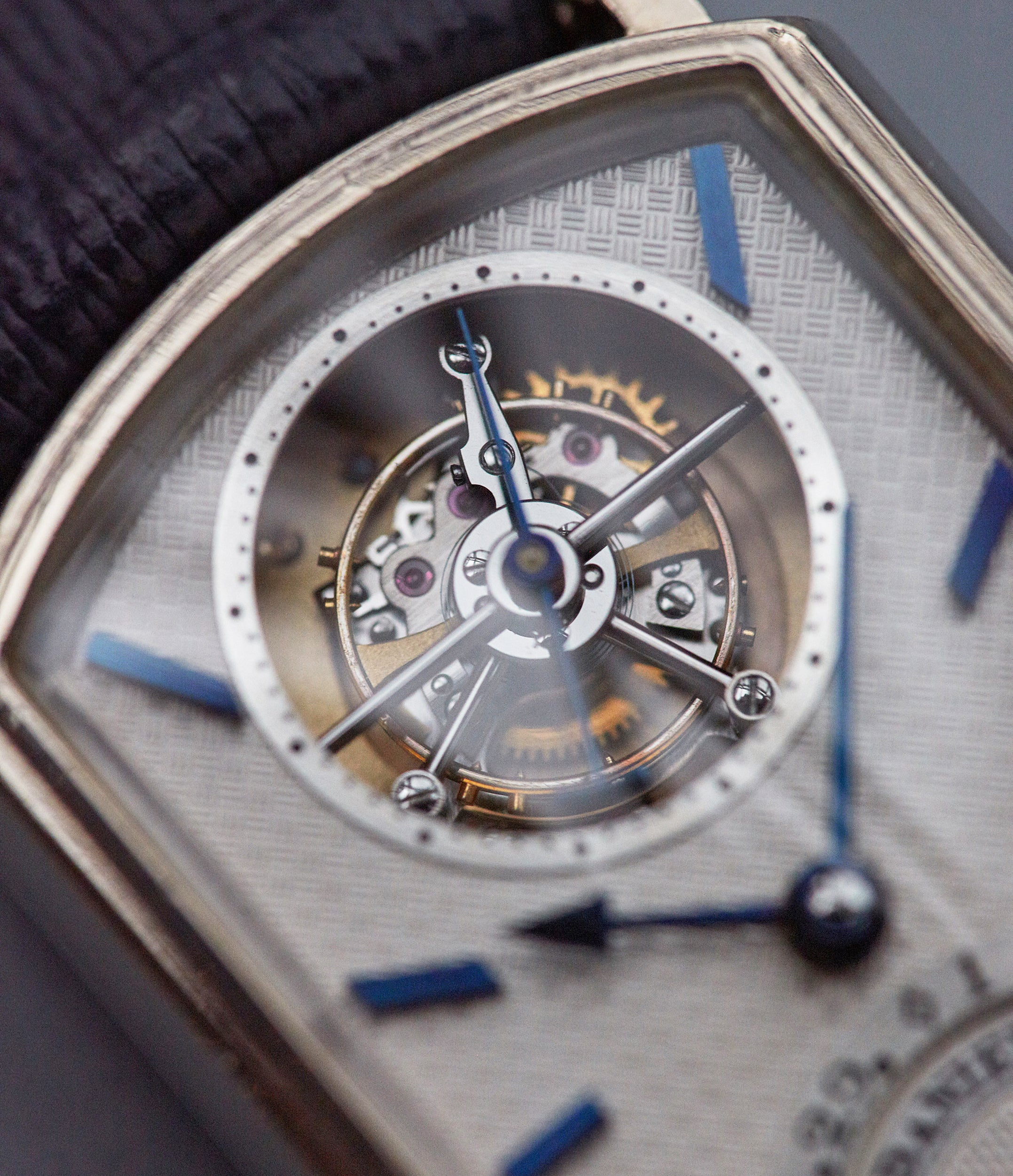 The Blue | Tourbillon | white gold
