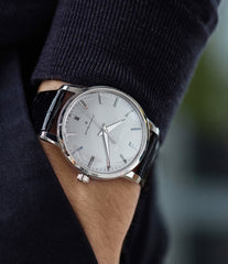 limited edition Grand Seiko SBGW251 platinum time-only dress watch Japanese-made full set at A Collected Man London UK specialist of rare watches