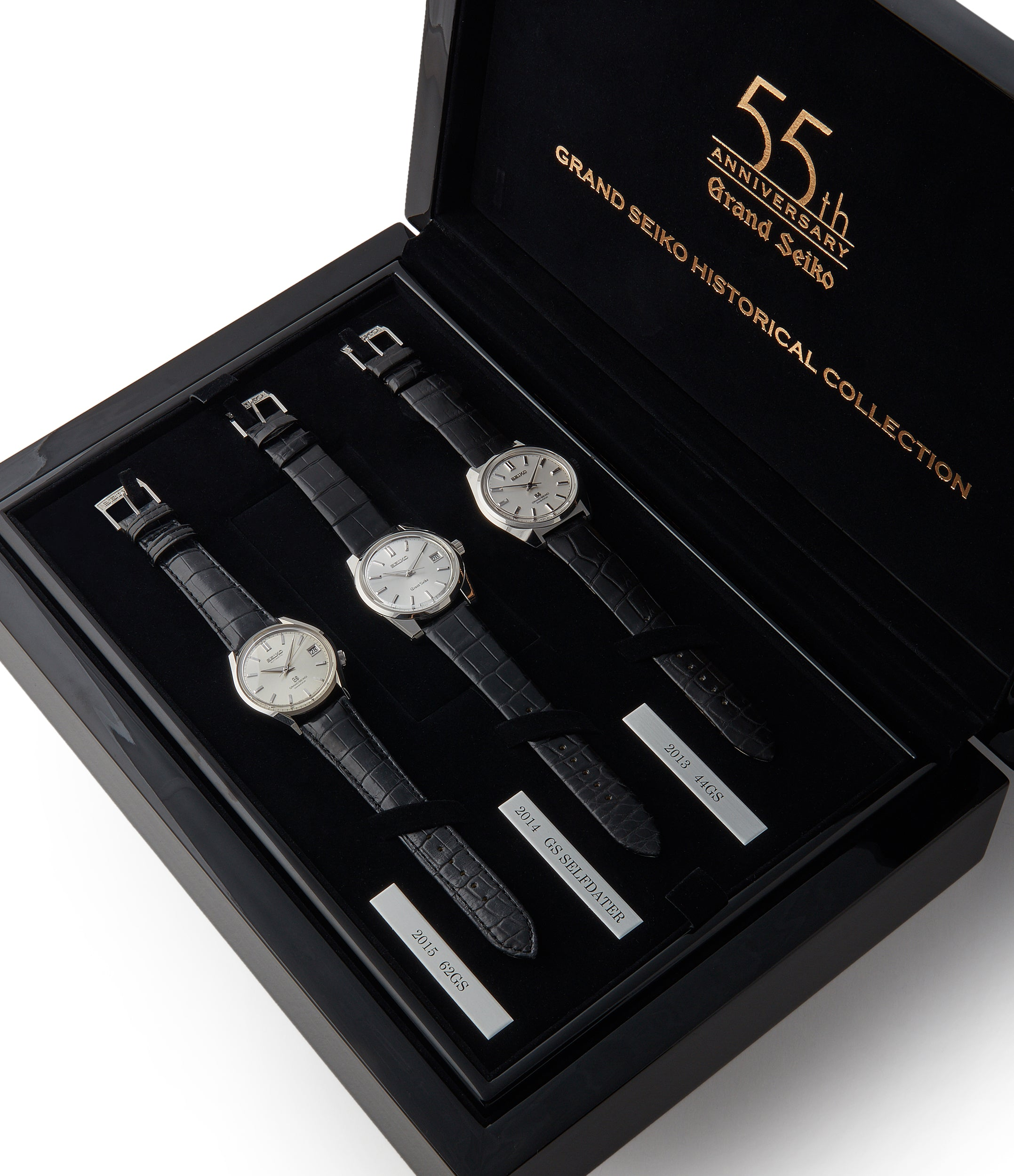 55th Anniversary Box Set | Historical Collection | steel