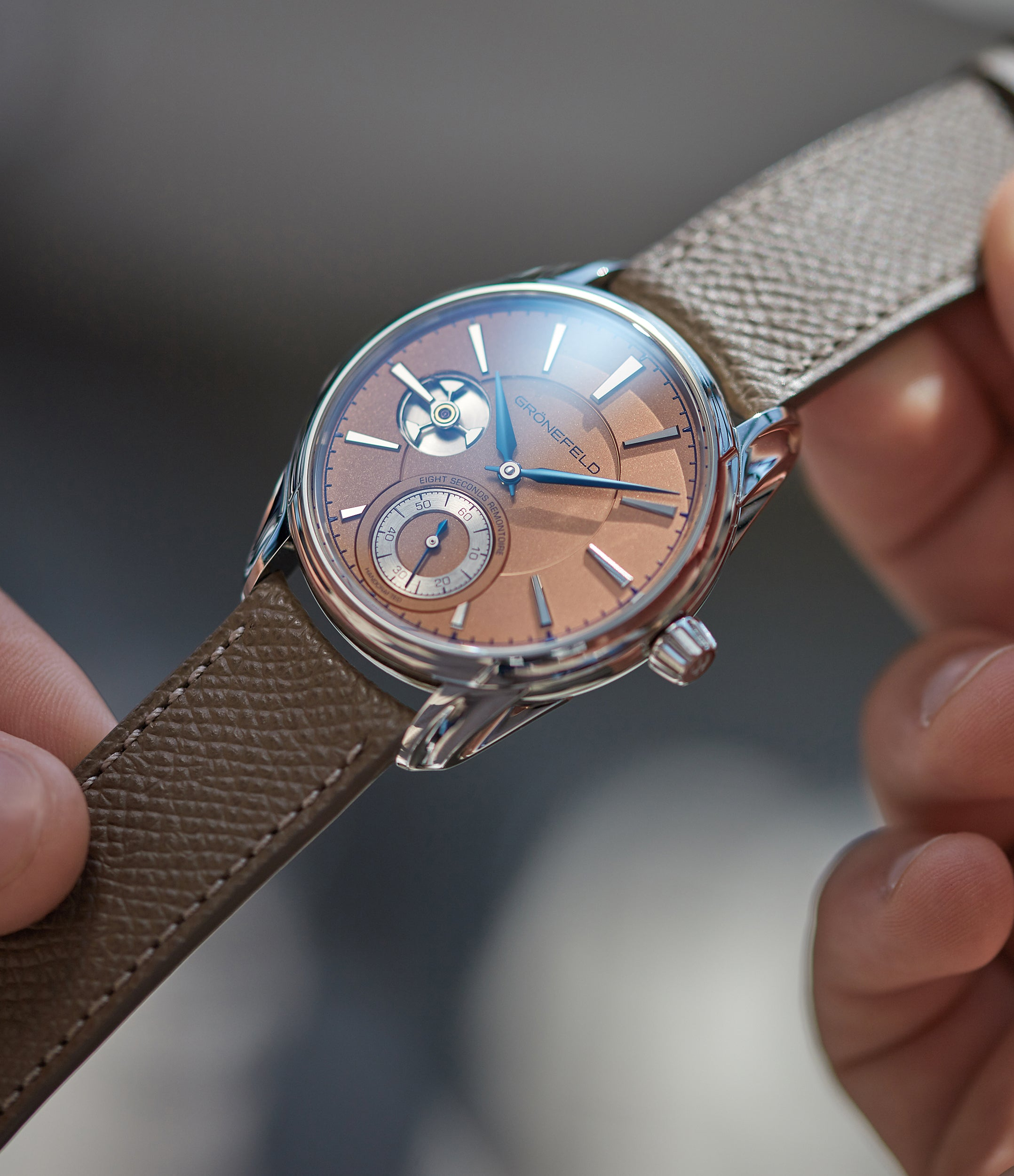 1941 Remontoire | stainless steel