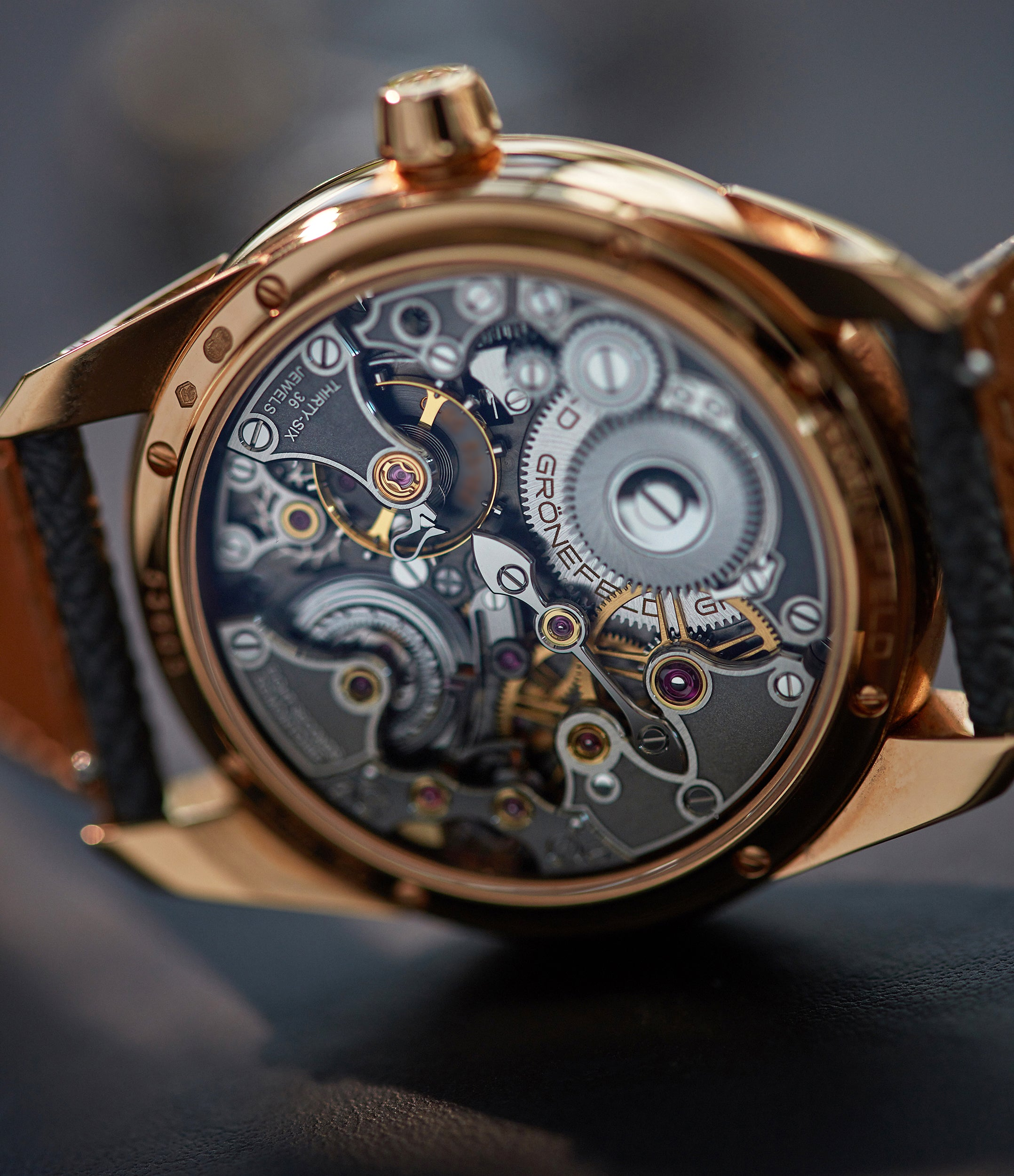 1941 Remontoire | red gold