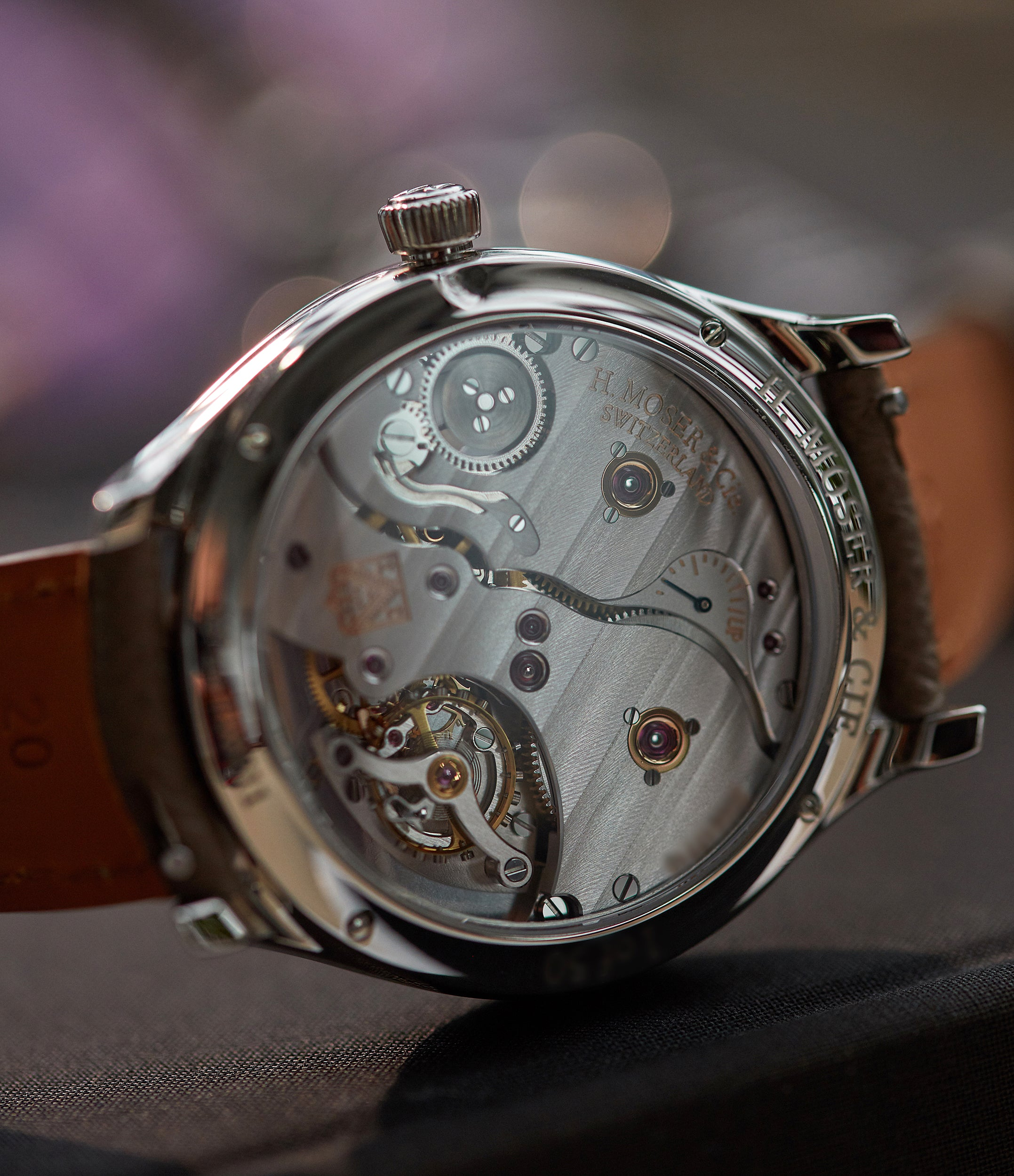 Endeavour Perpetual Moon Concept | stainless steel