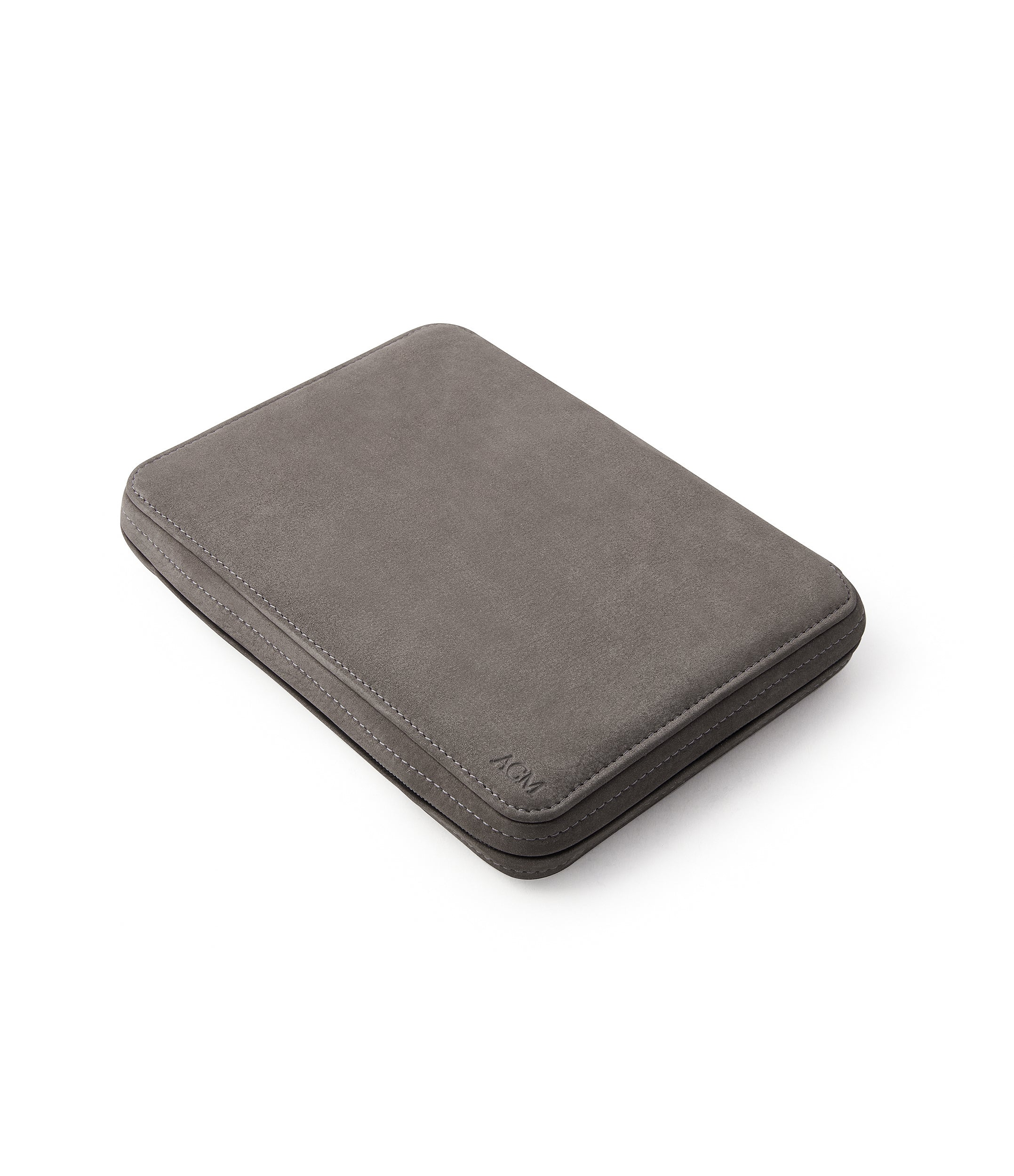 buy grey nubuck watch travel zip pouch accessories for eight watches order online A Collected Man London