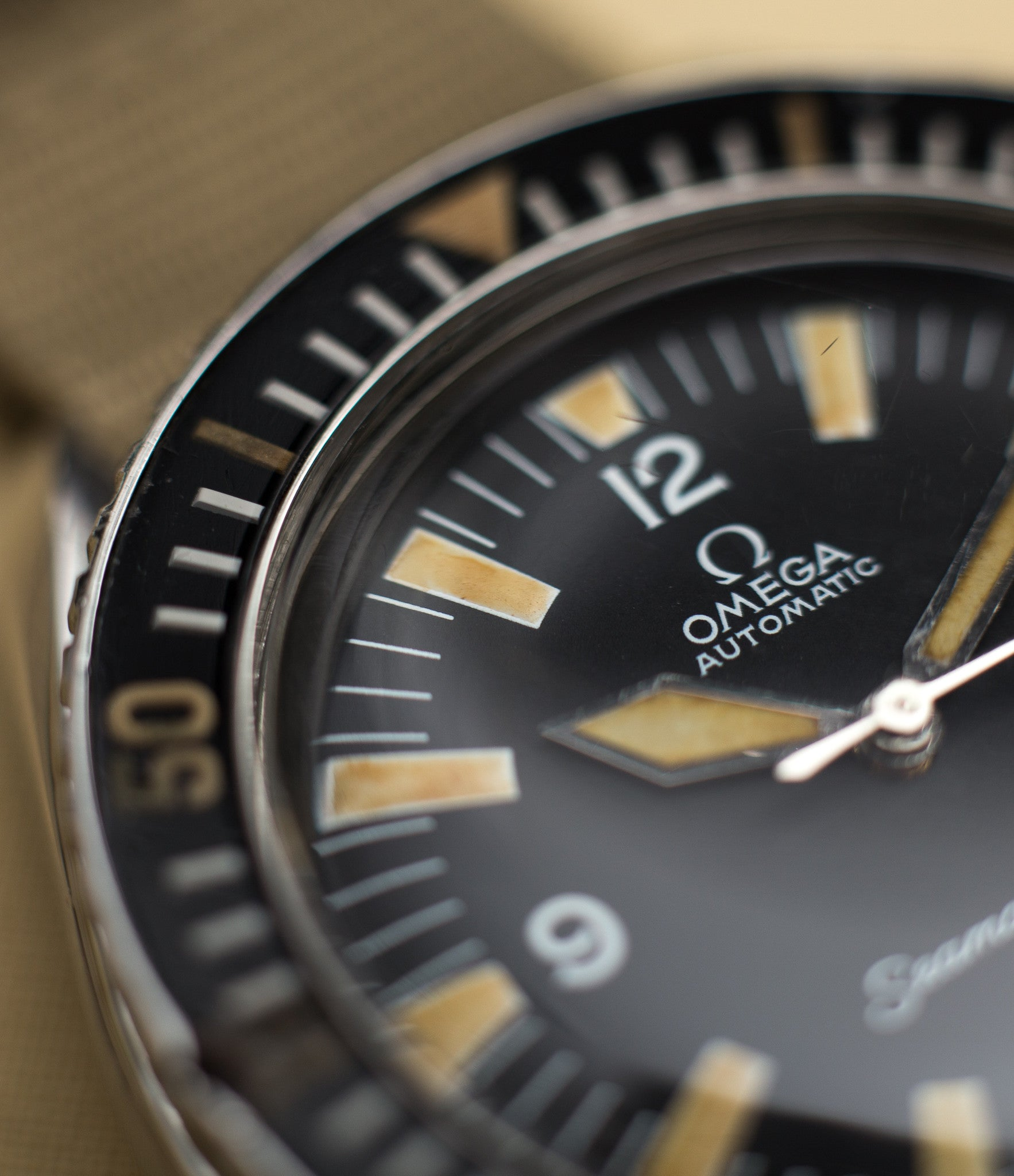 buy Omega Seamaster 300 165024 steel vintage time-only diving watch for sale online at WATCH XCHANGE London