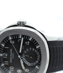 Aquanaut Travel-time | 5164A-001 | steel